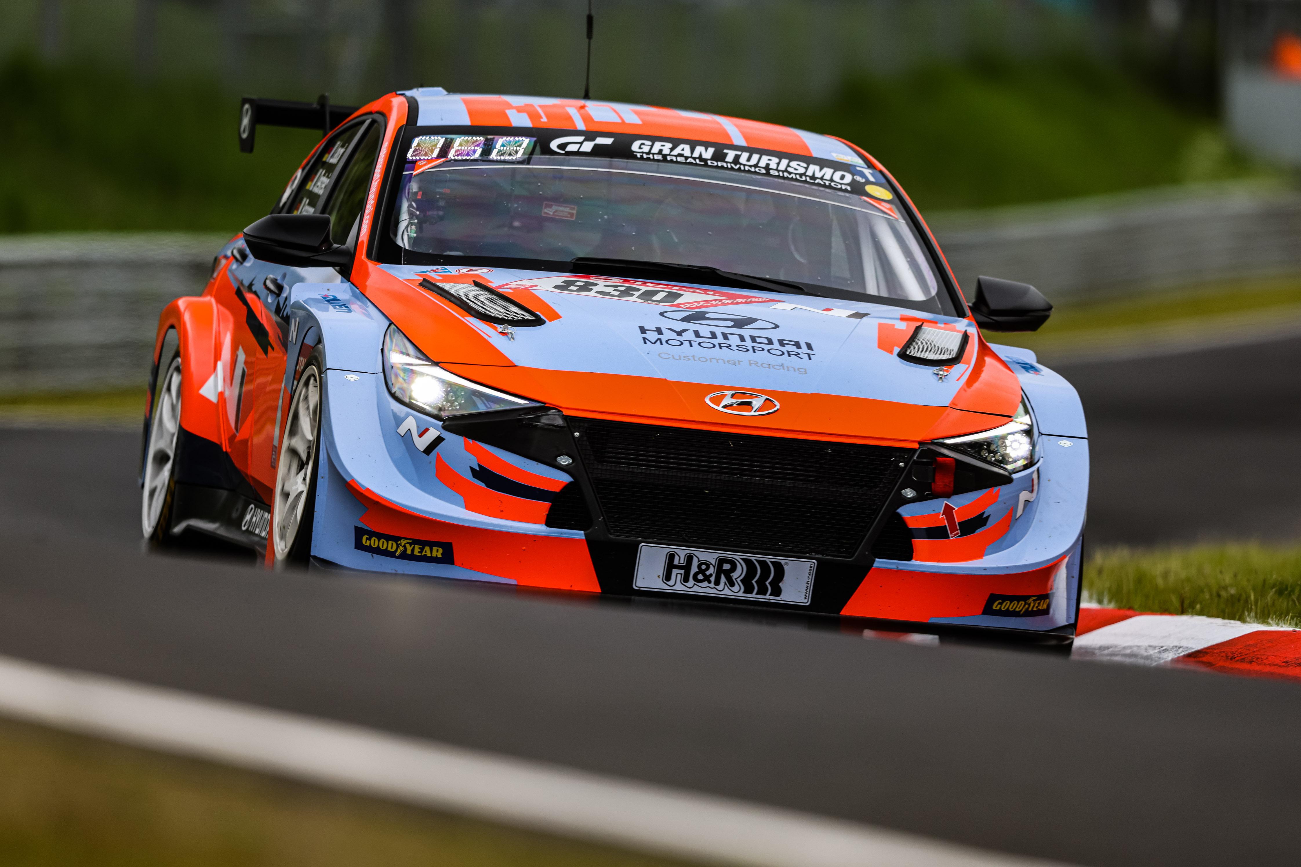 Elantra N TCR - 2021 Nürburgring 24 Hours