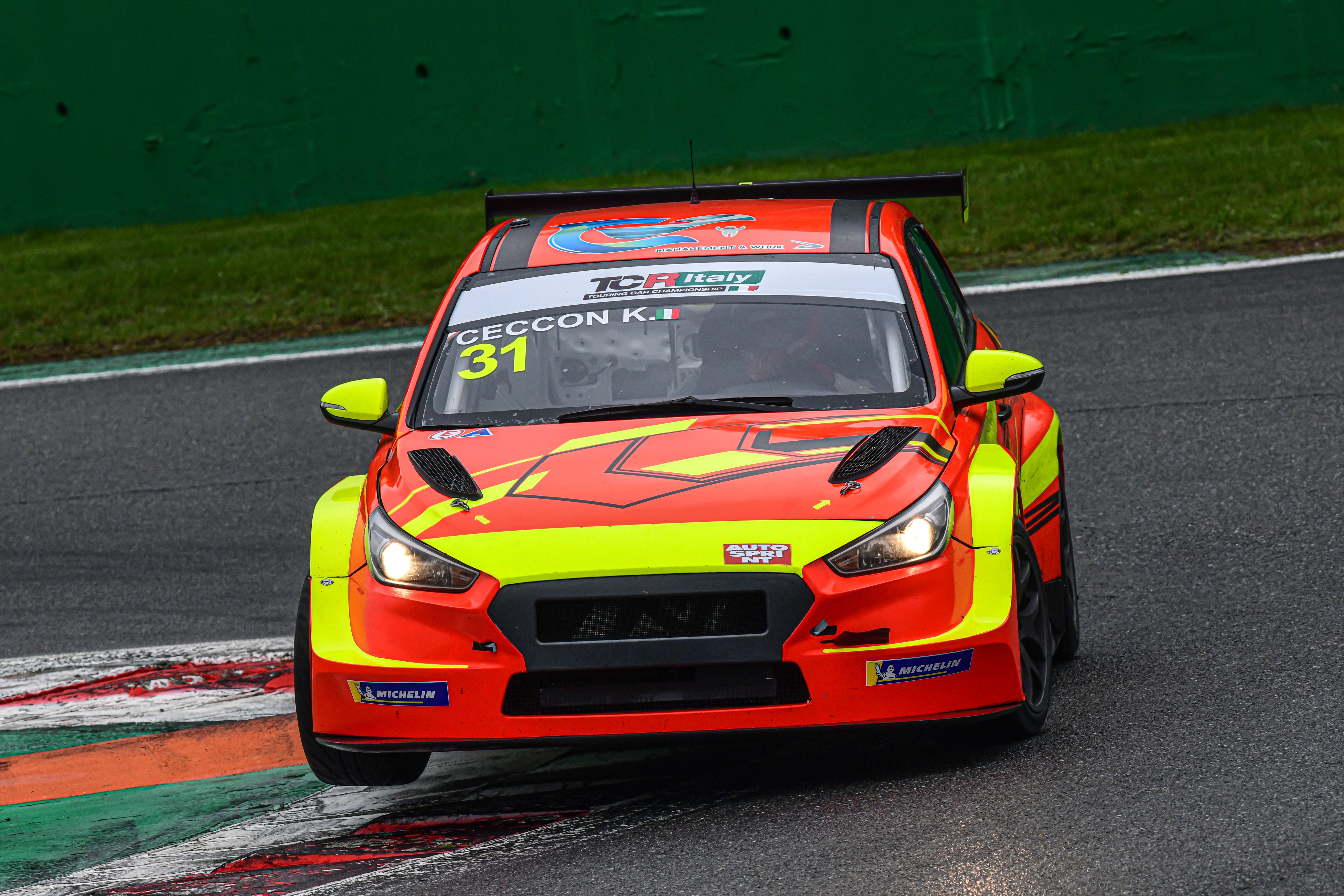 Kevin Ceccon - TCR Italy - Monza