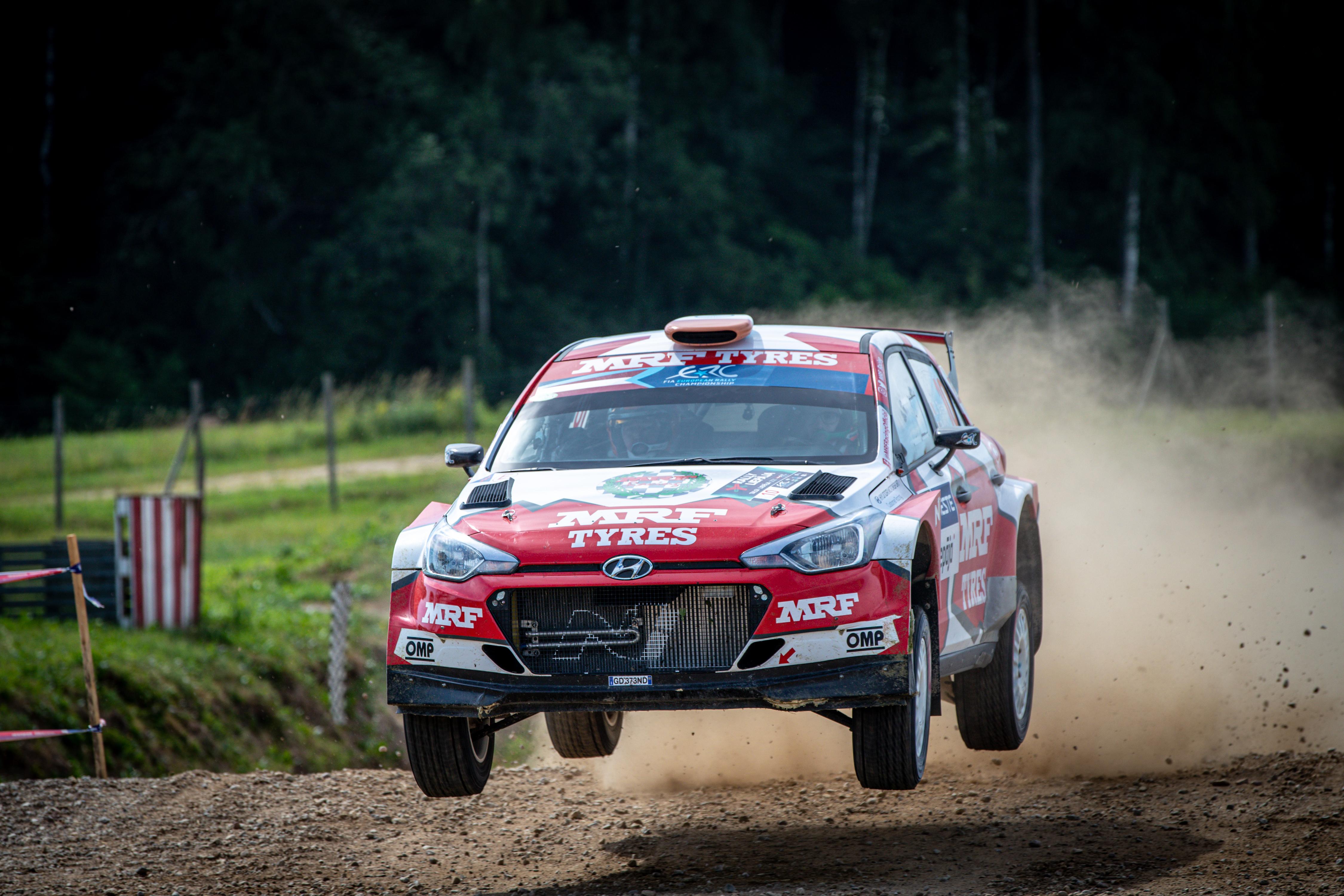 Craig Breen - Rally Liepaja
