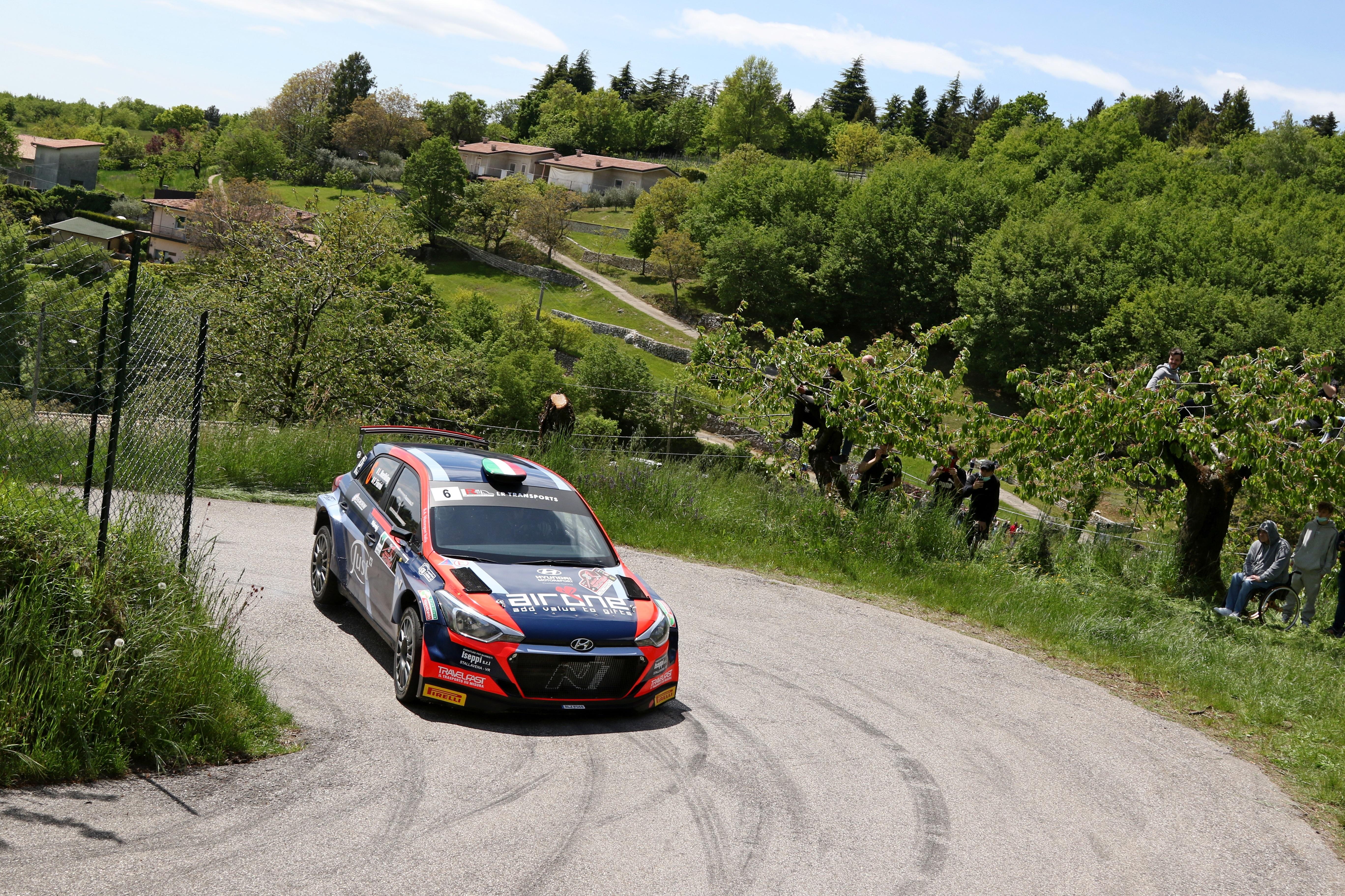Luca Hoelbling - Rally della Valpolicella