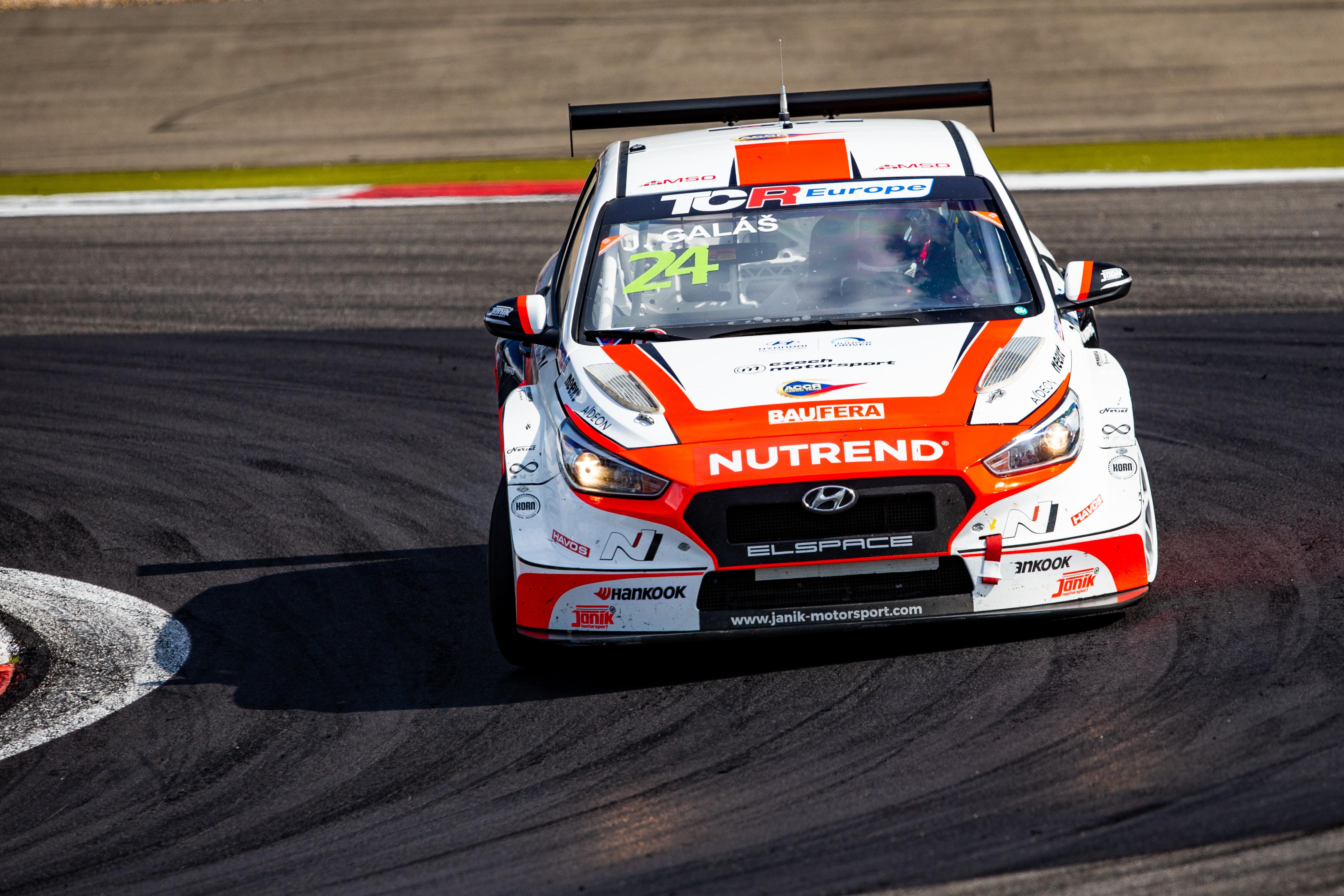 Jachym Galas - TCR Europe - Nürburgring