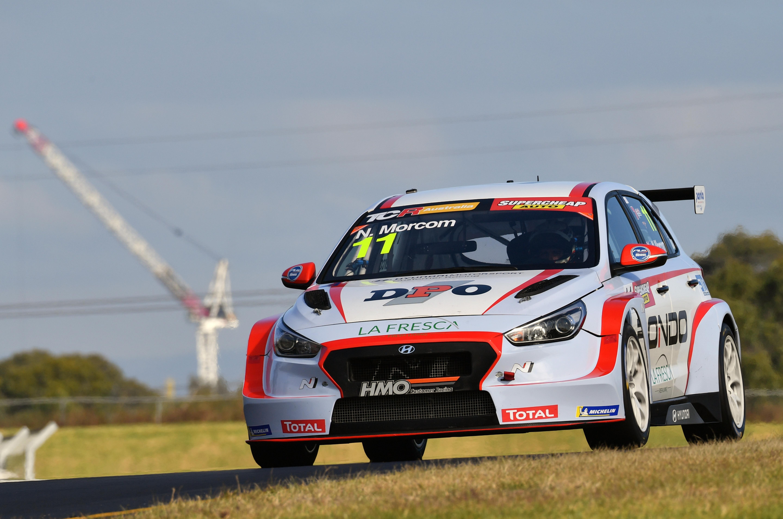 Nathan Morcom - TCR Australia - Sydney Motorsport Park