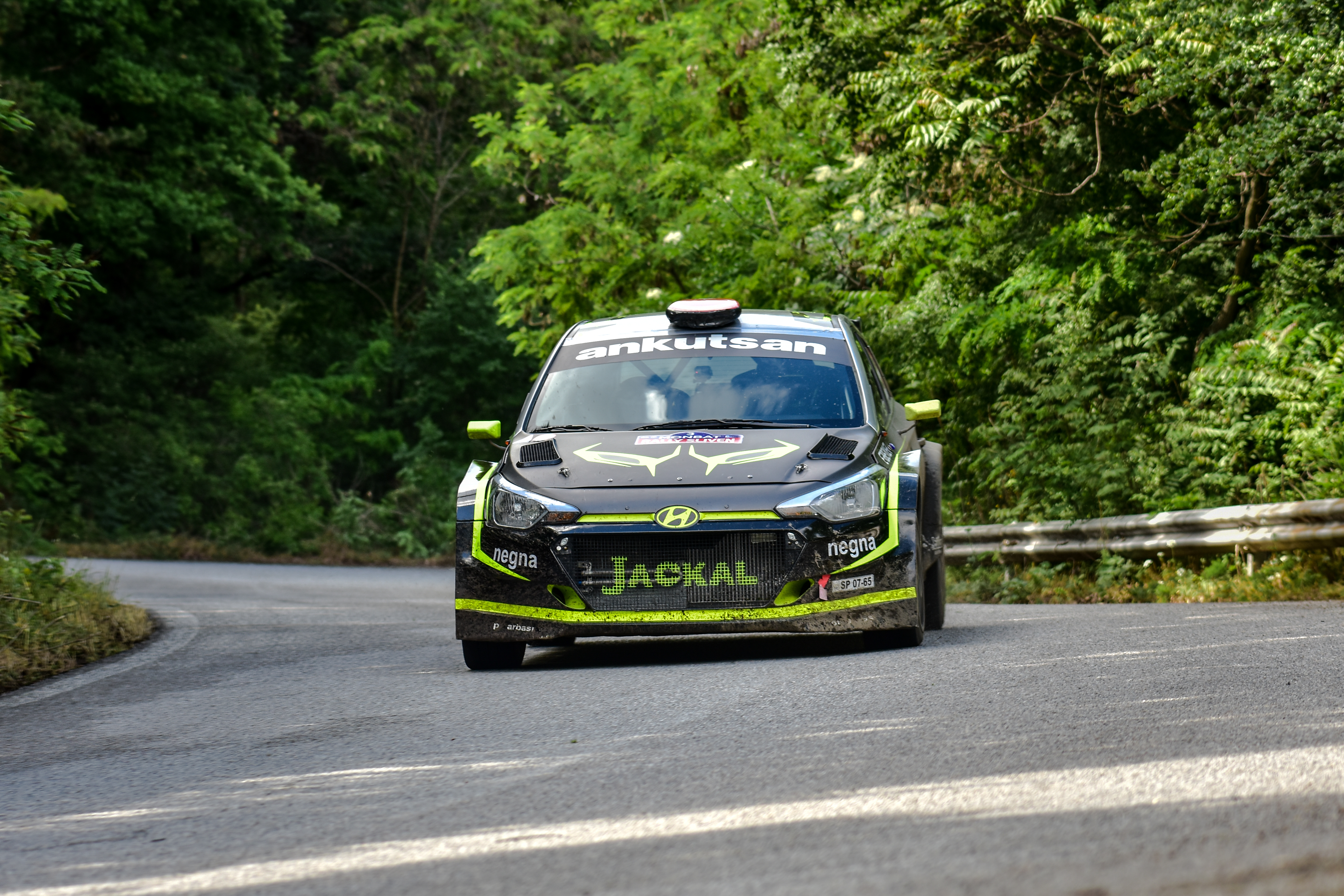 Mustafa Cakal - Rally Sliven