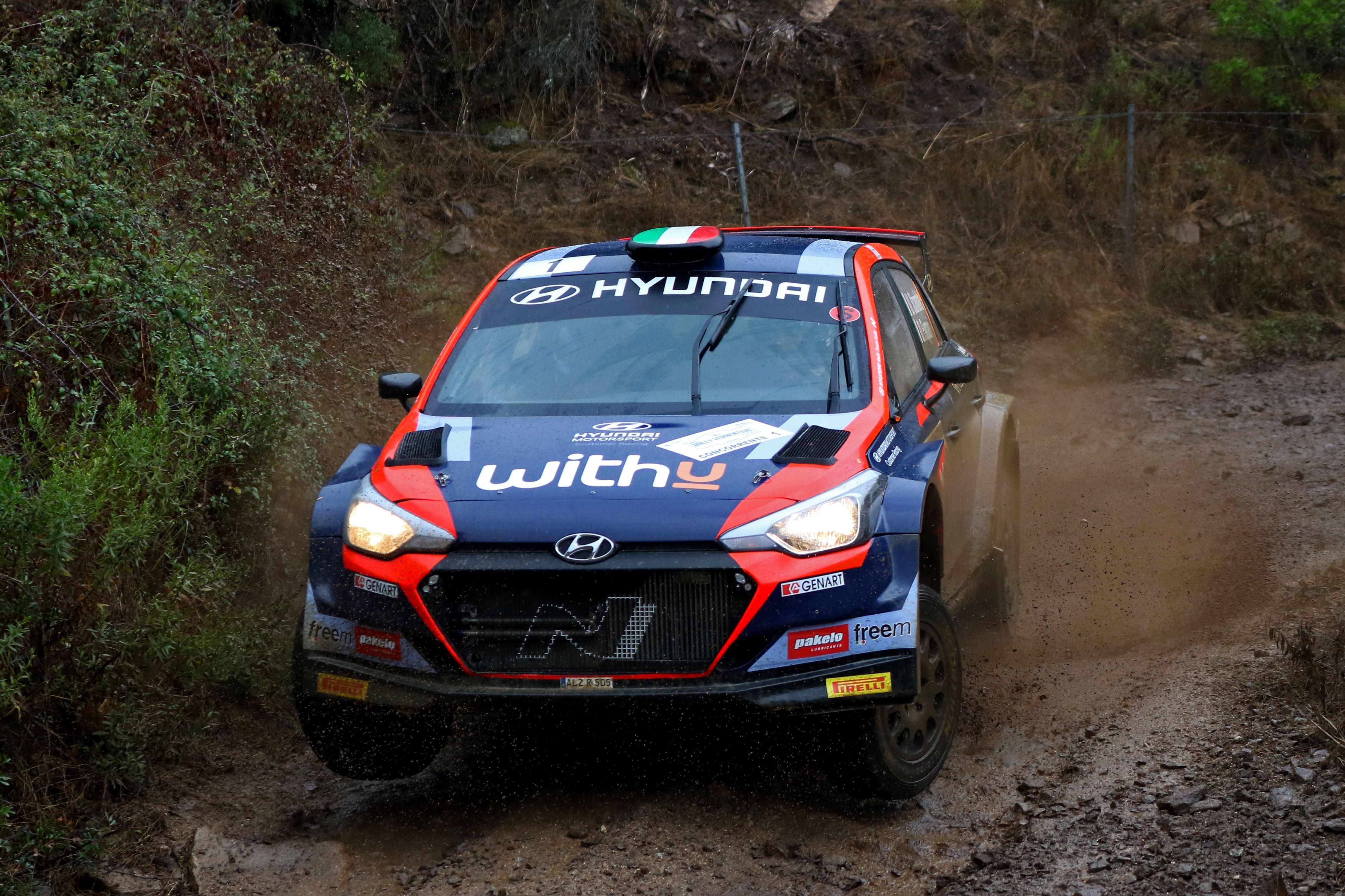 Umberto Scandola - Rally dei Nuraghi e del Vermentino