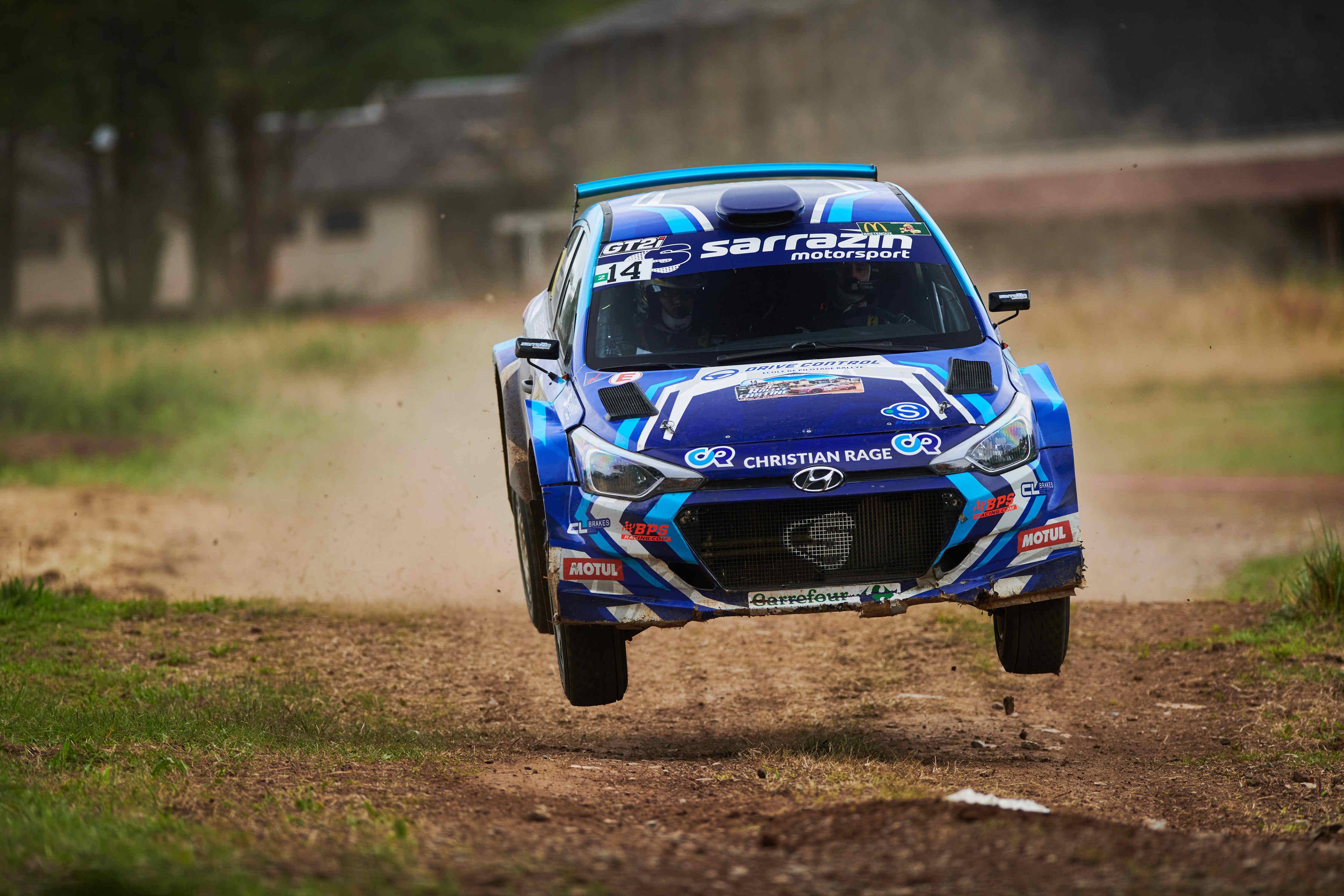 Benjamin Clemencon - Rallye Castine