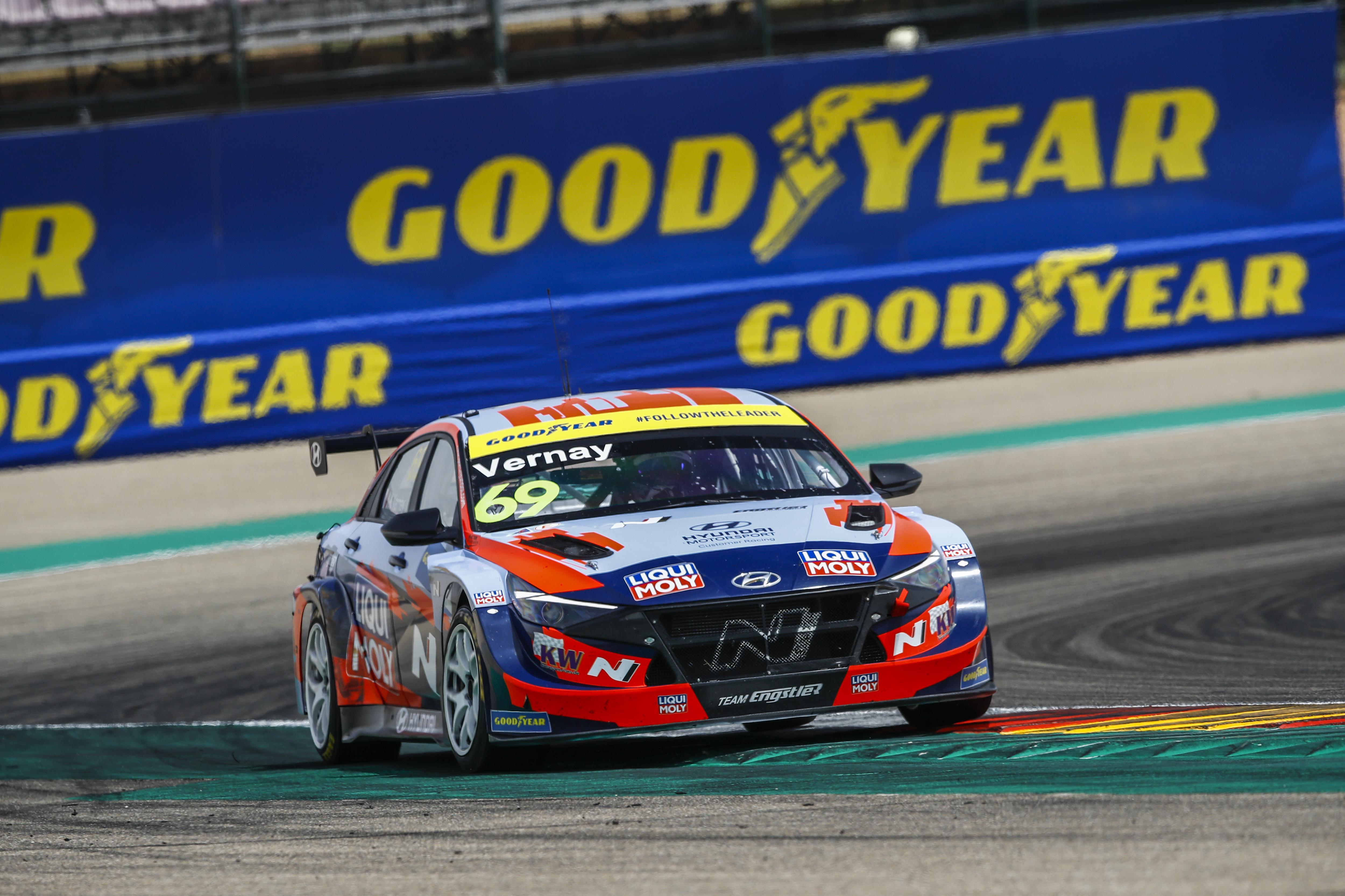 Jean-Karl Vernay - WTCR Race of Spain