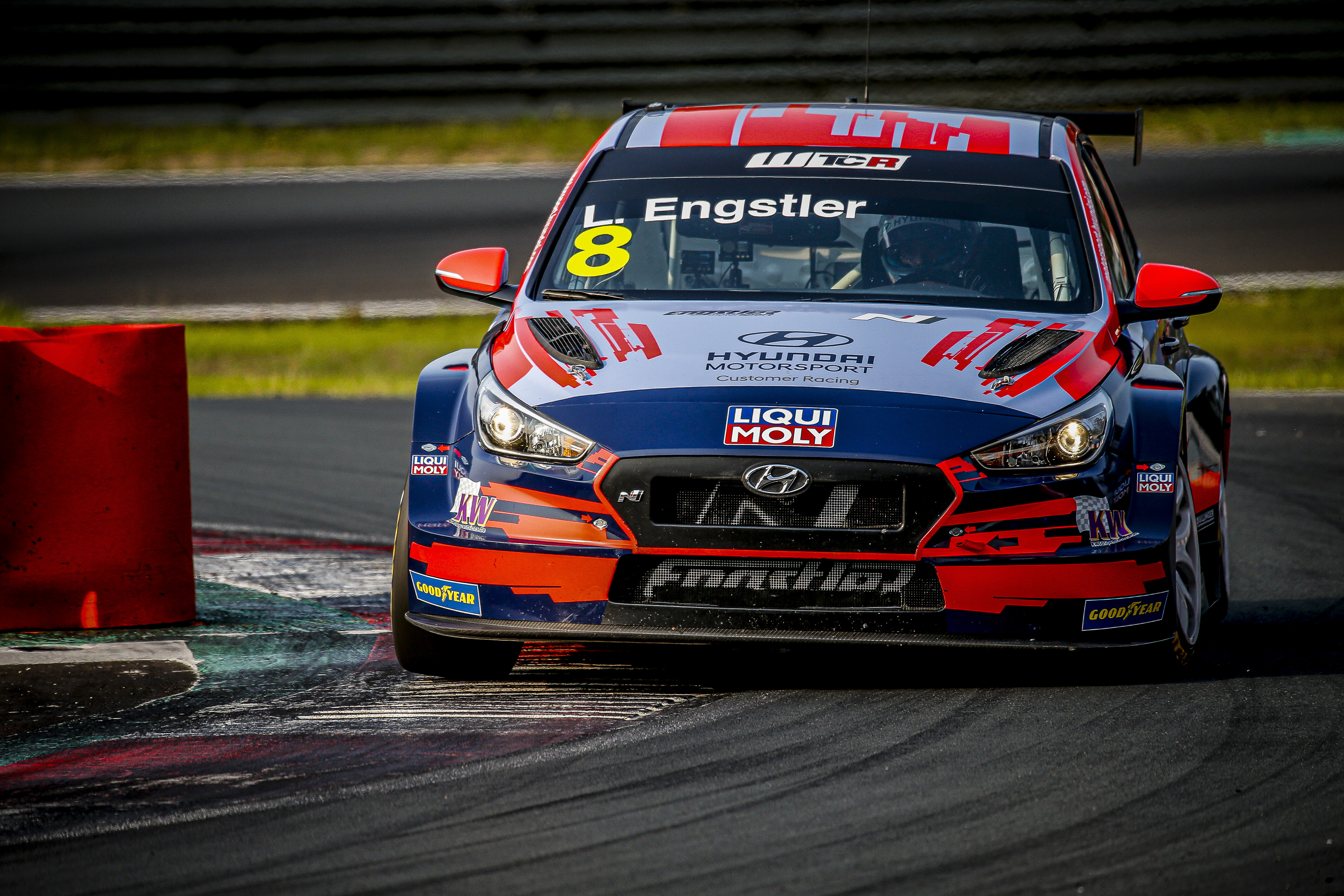 Luca Engstler - Engstler Hyundai N Liqui Moly Racing Team