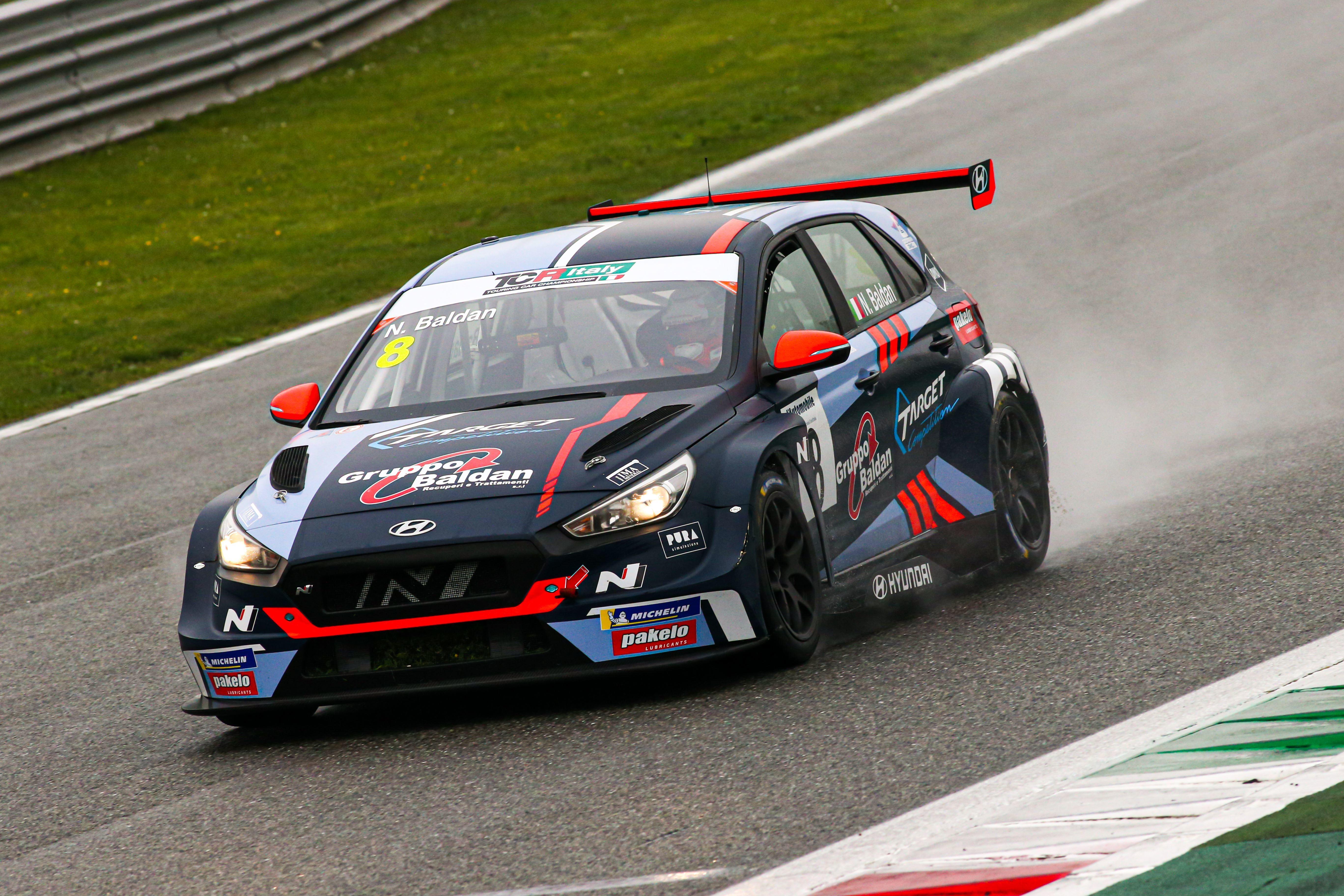 Nicola Baldan - TCR Italy - Monza