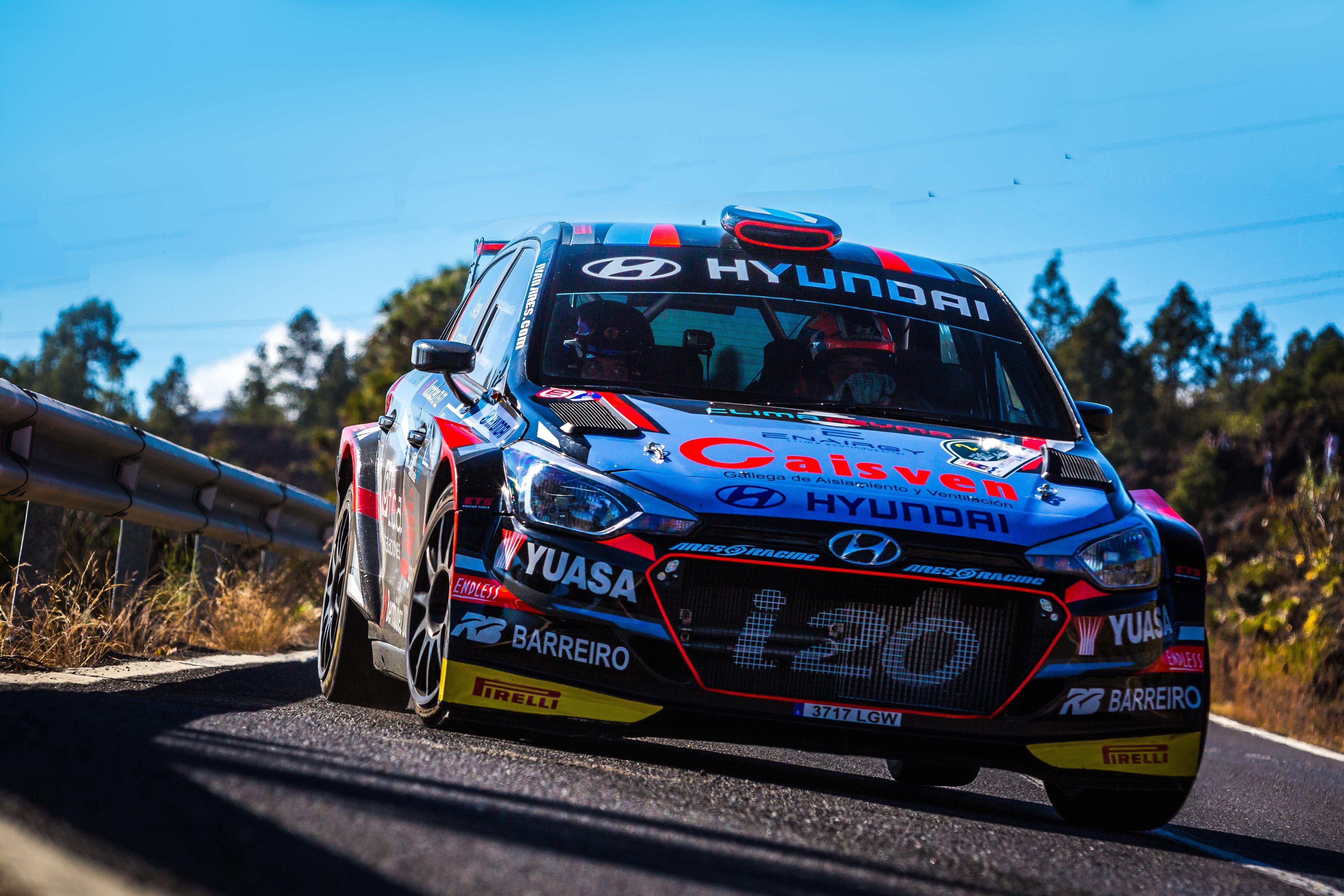Ivan Ares - Rally Villa de Adeje