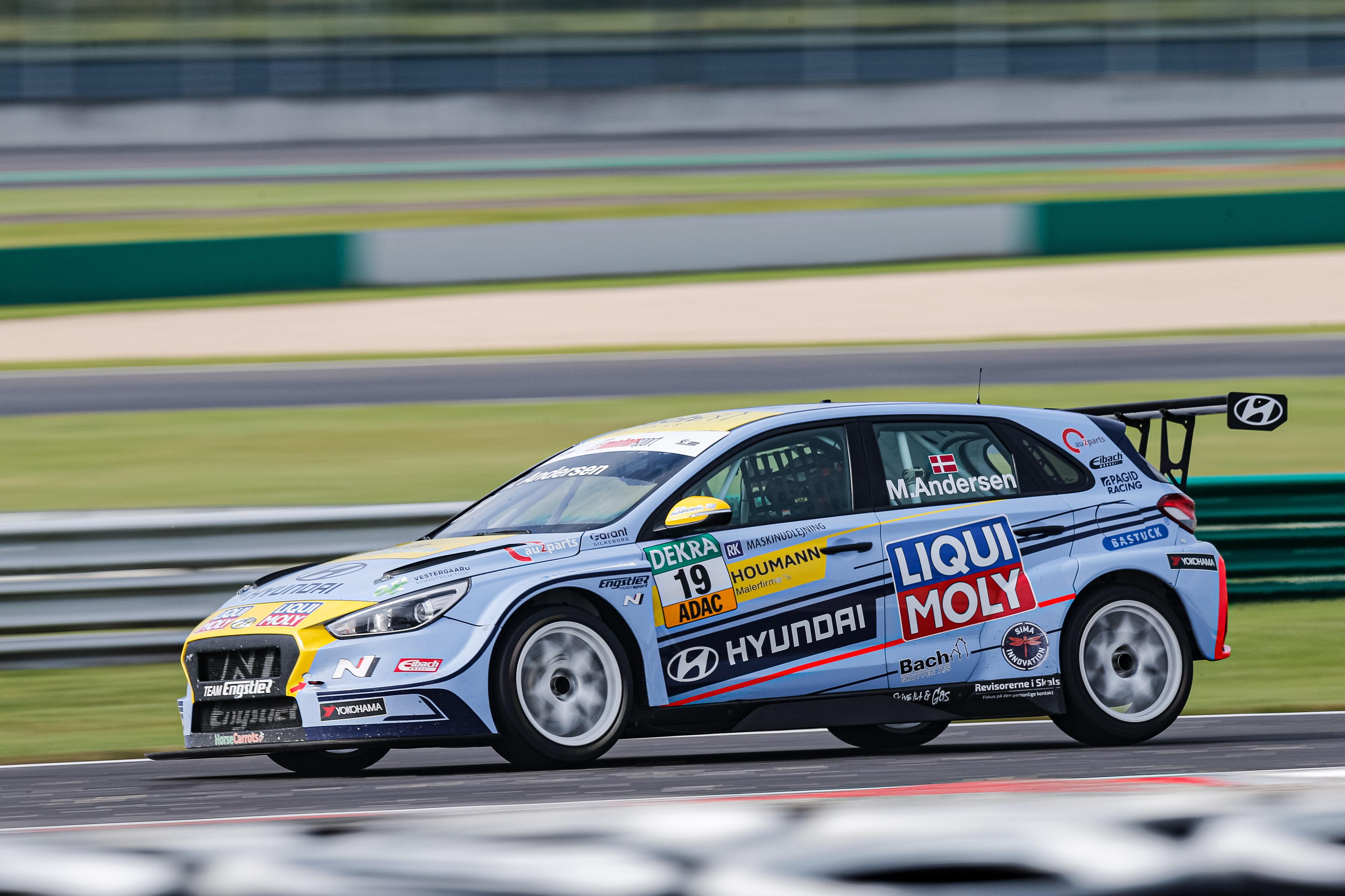 Martin Andersen - TCR Germany - Lausitzring