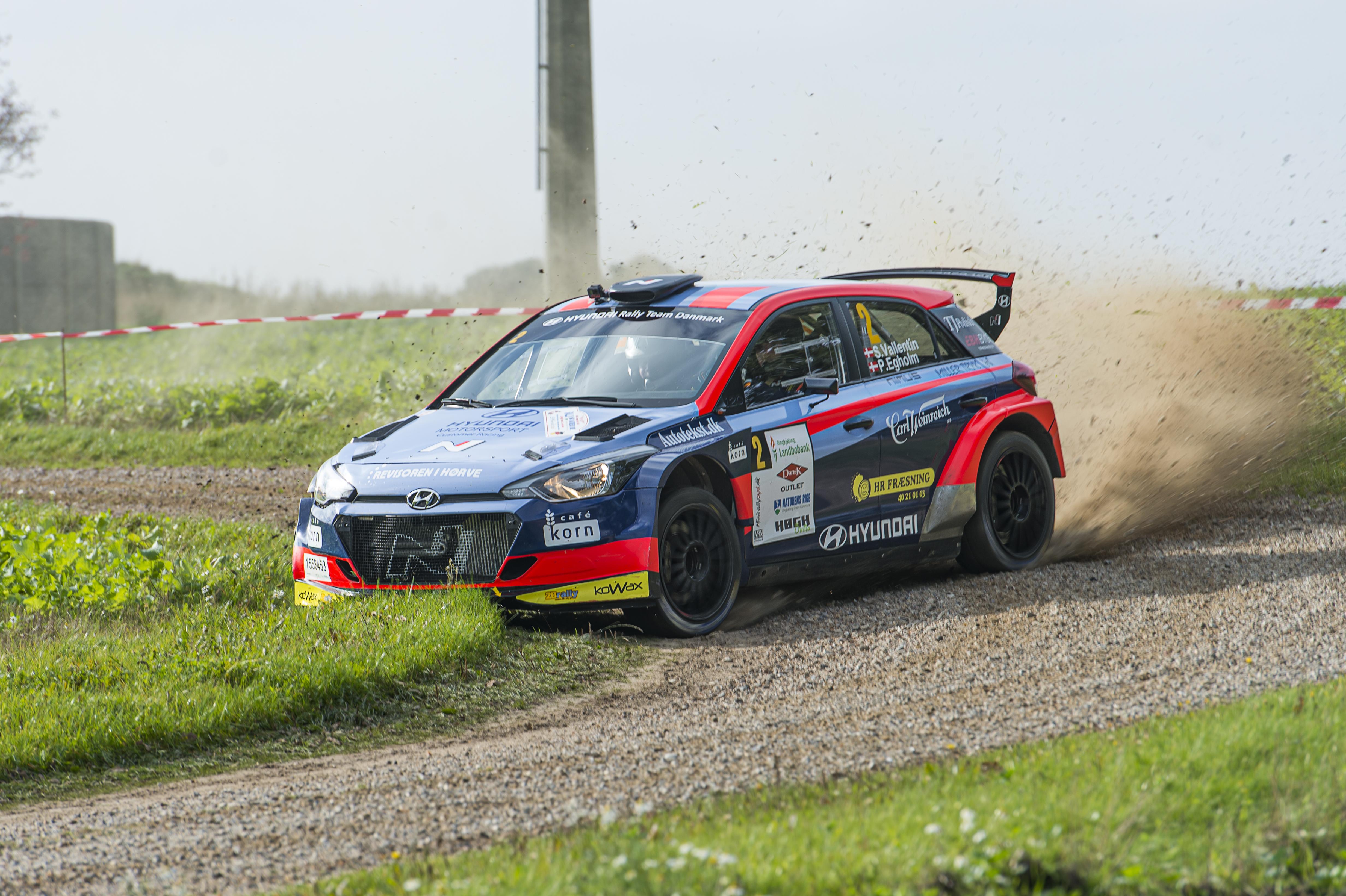 Simon Vallentin Hansen - Rally Nuturens Rige