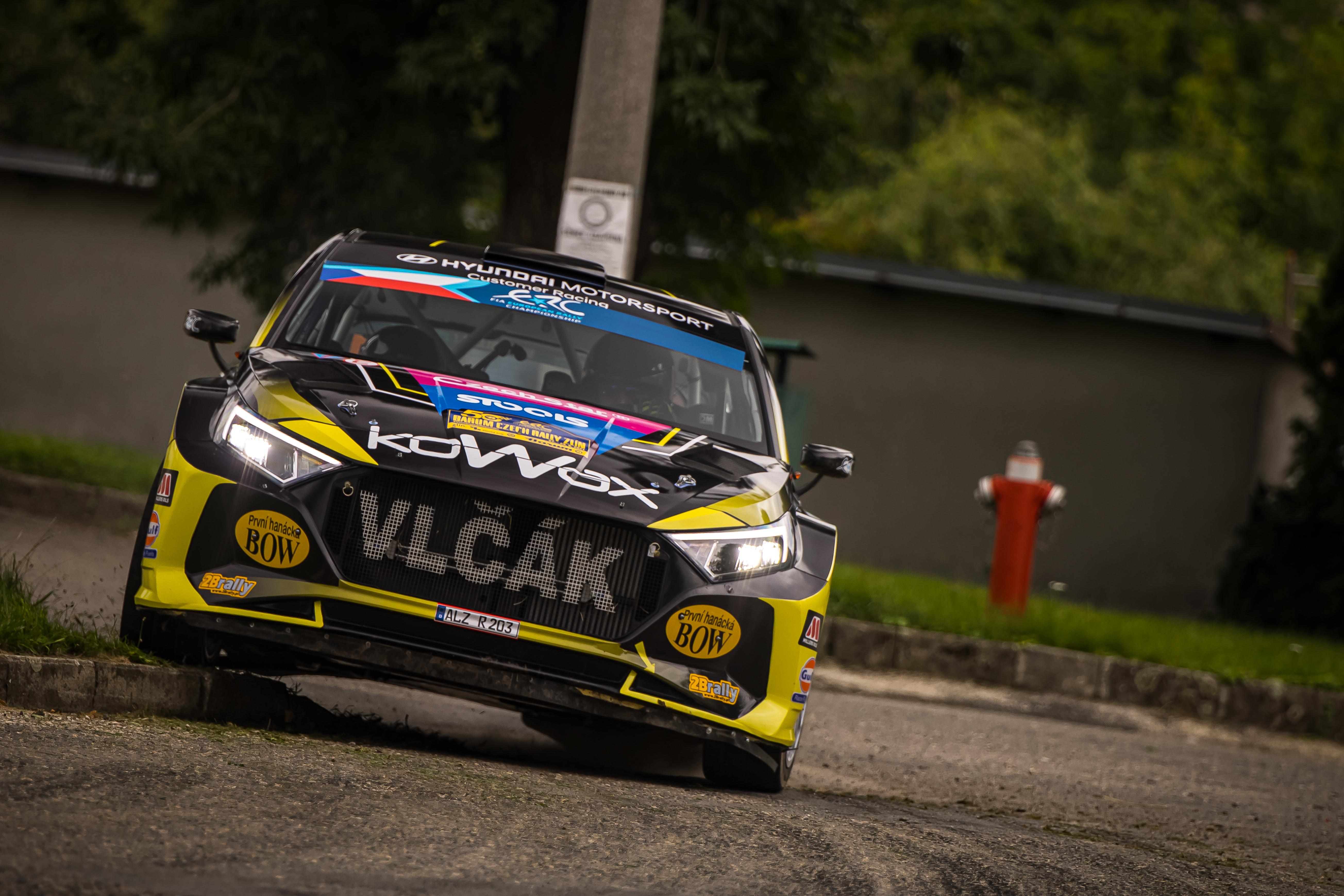 Martin Vlcek - i20 N Rally2