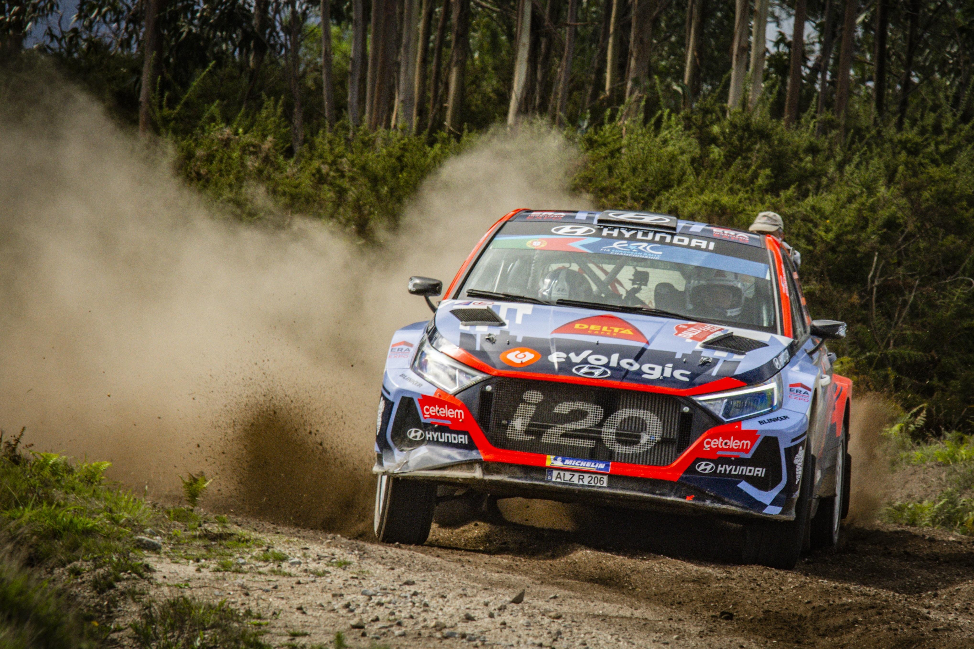 Bruno Magalhaes - Rally Serras de Fafe