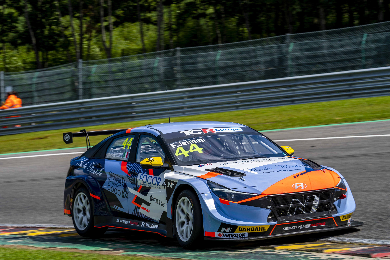 Felice Jelmini - TCR Europe - Spa-Francorchamps