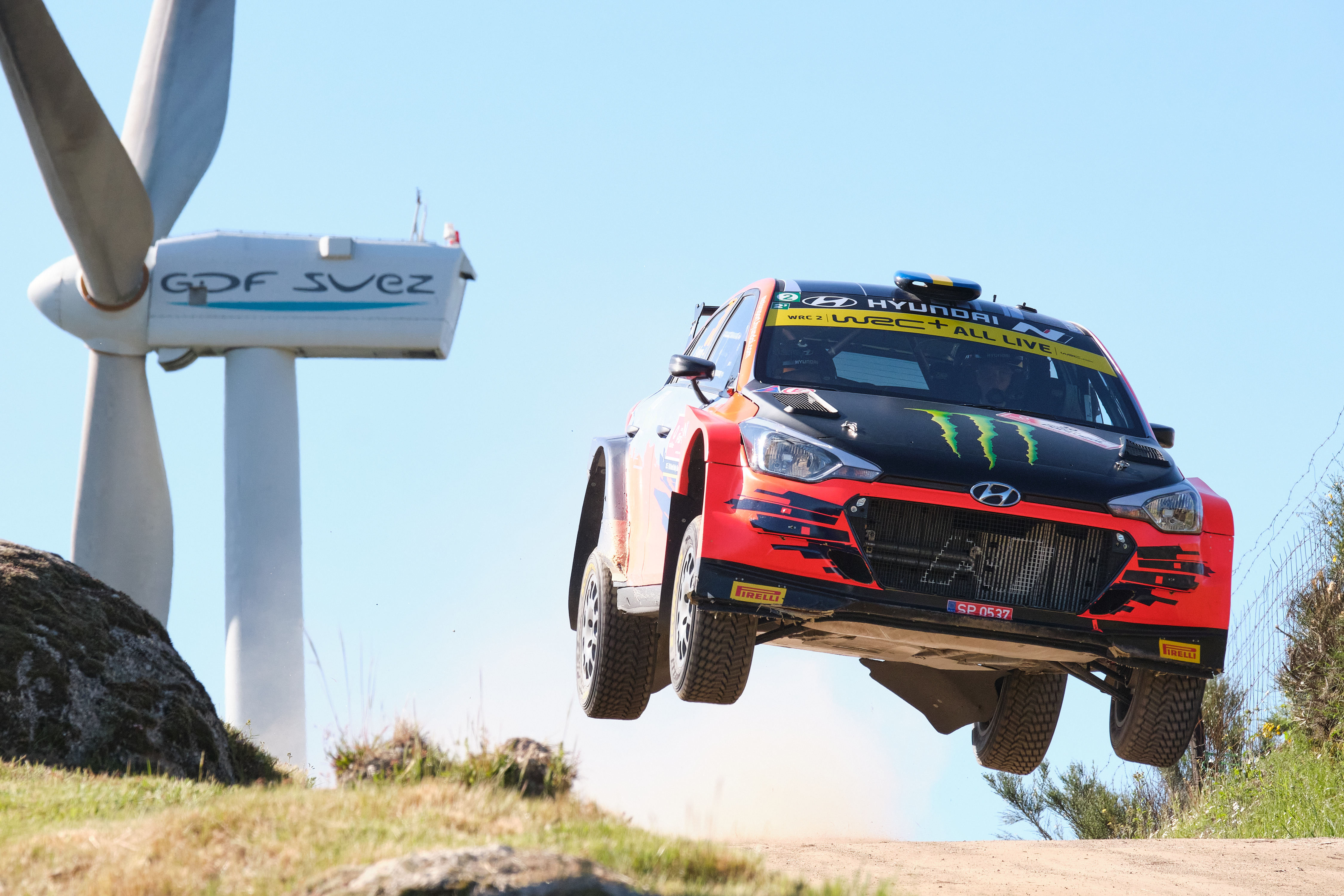 Oliver Solberg - Rally de Portugal