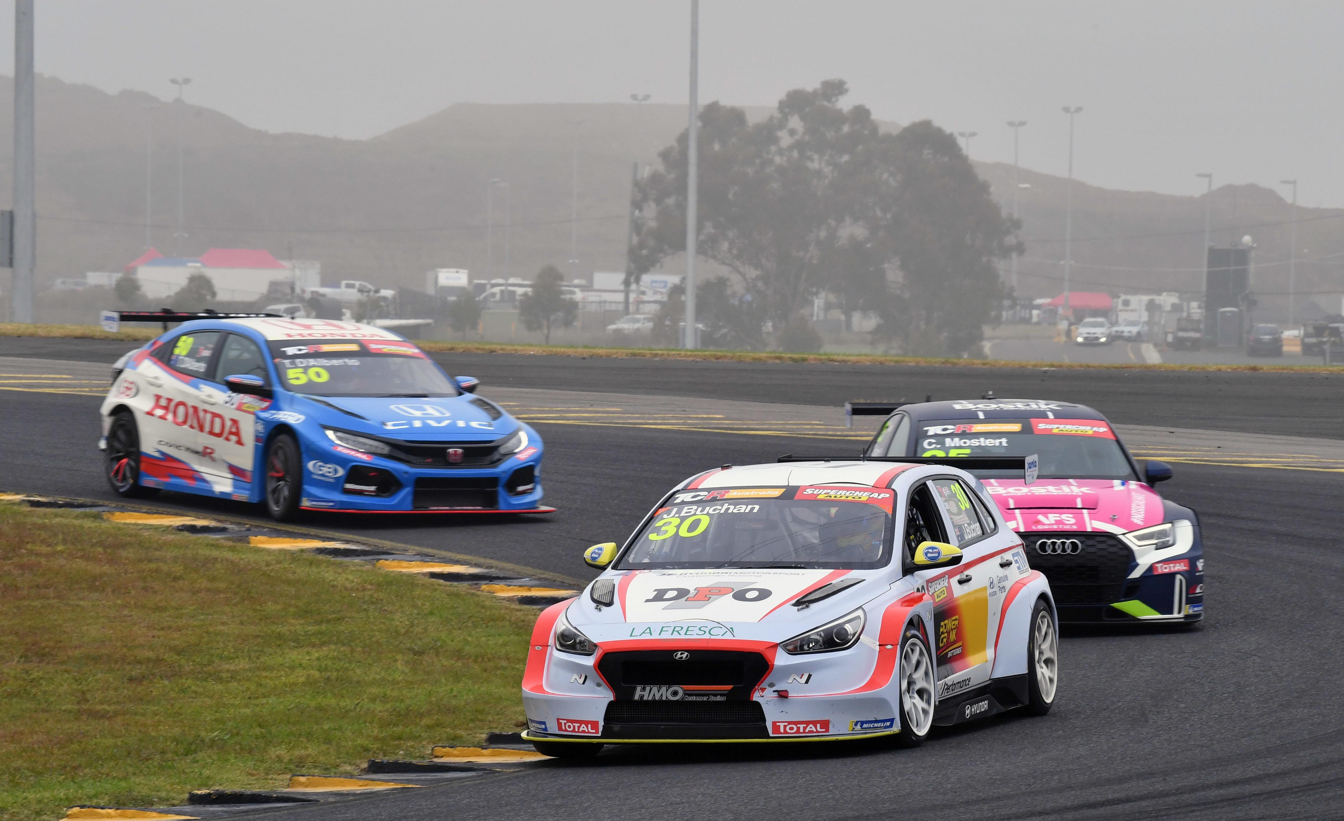 Josh Buchan - TCR Australia - Sydney Motorsport Park