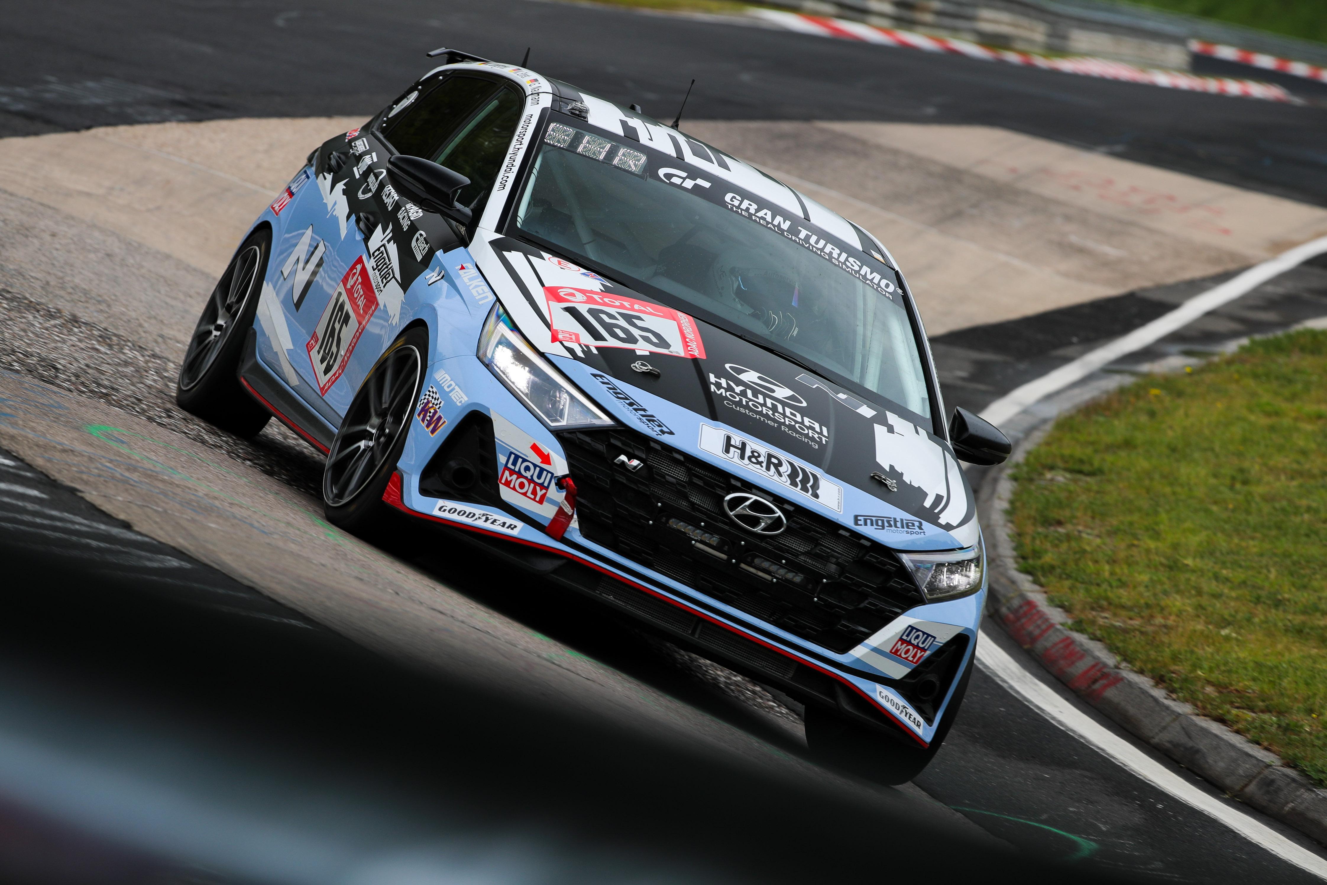 Hyundai i20 N - 2021 Nürburgring 24 Hours