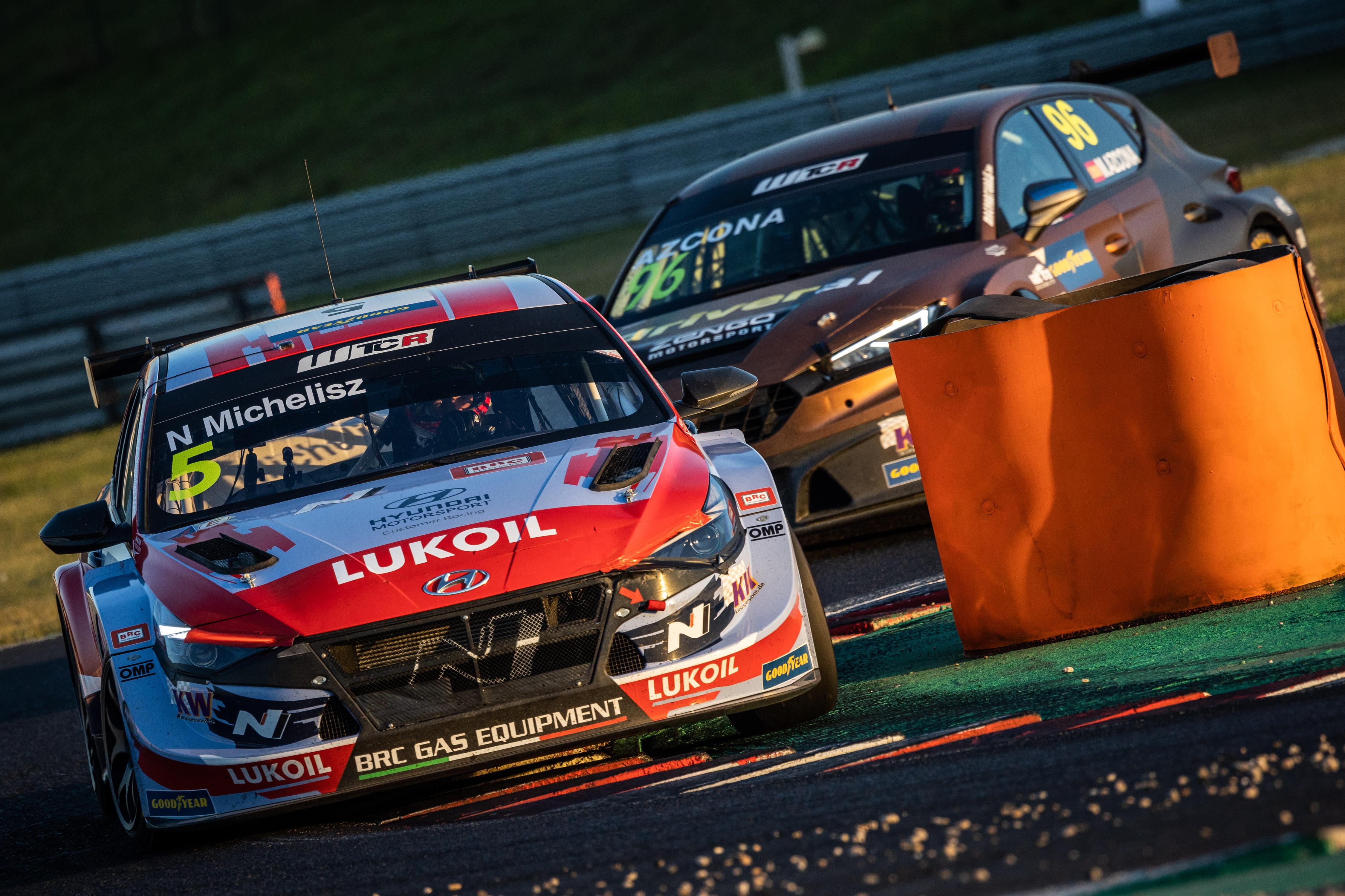 Norbert Michelisz - WTCR Race of Czech Republic