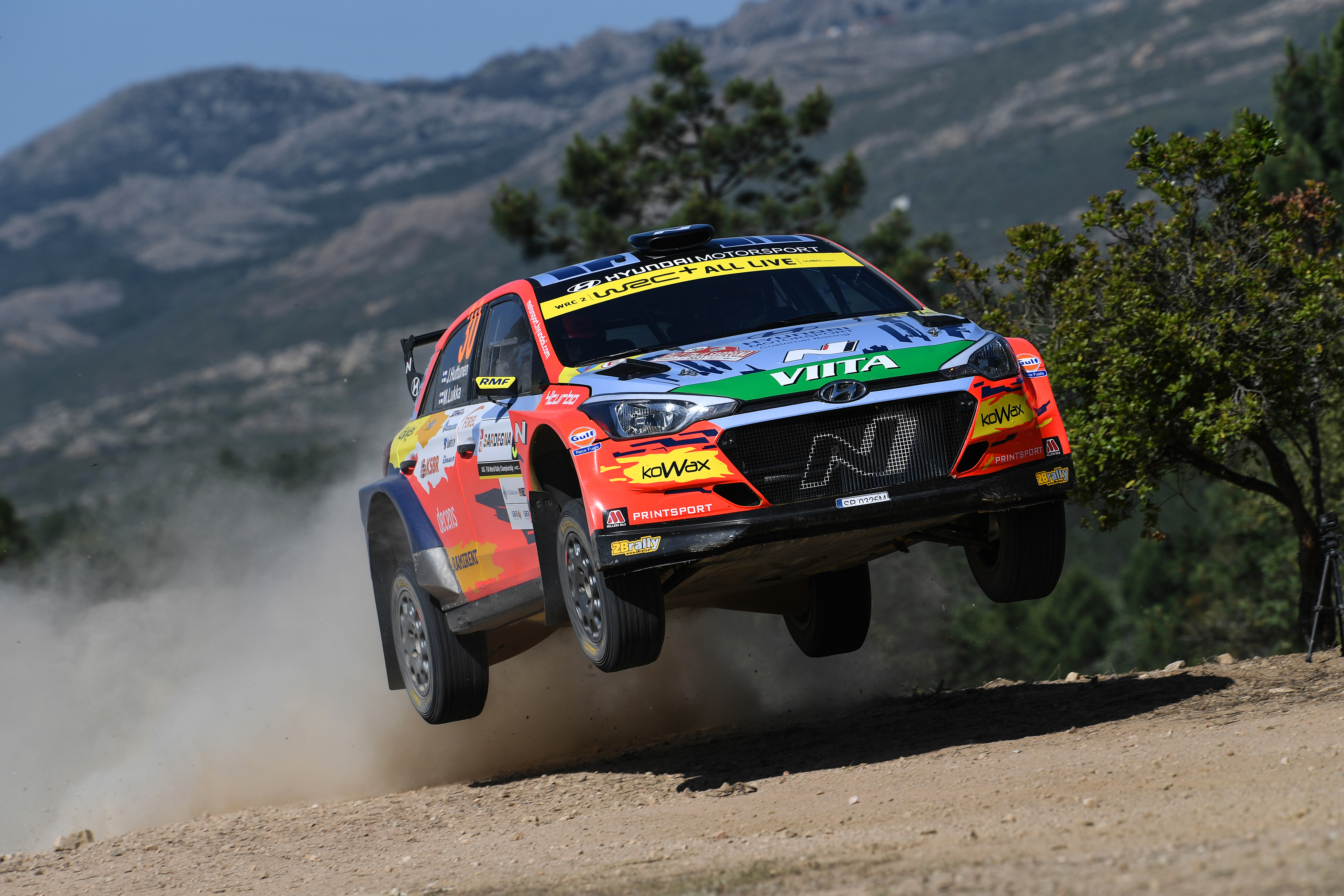 Jari Huttunen - Rally Italia Sardegna