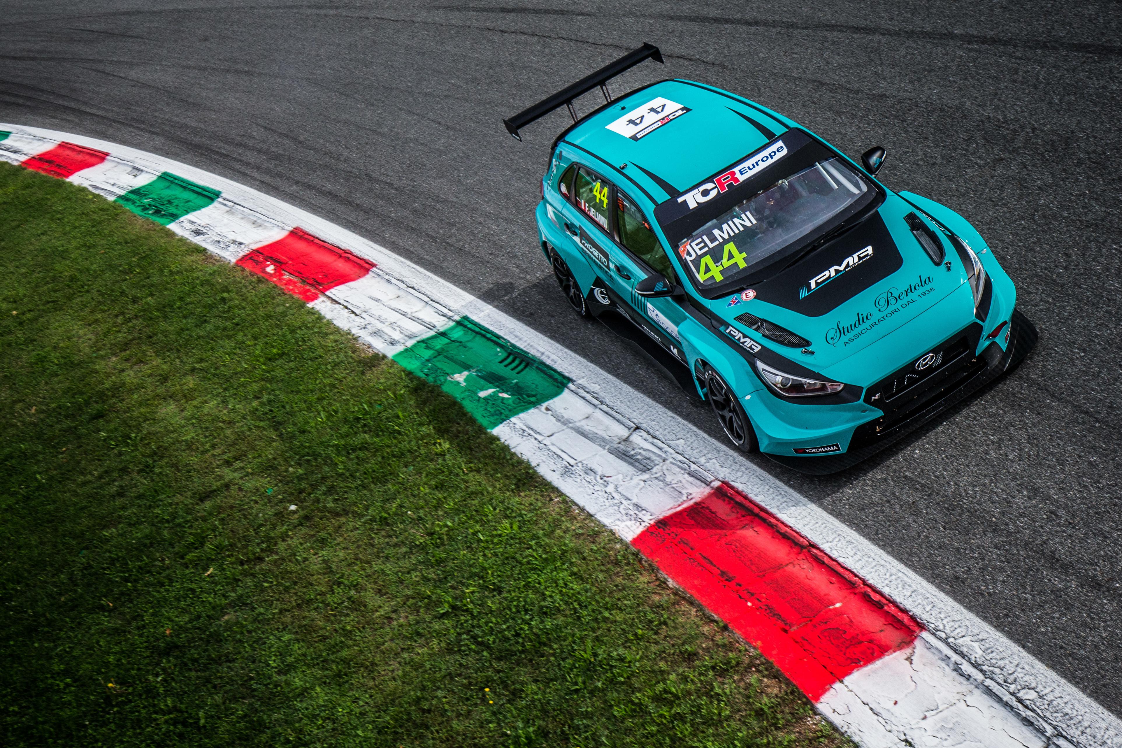 Felice Jelmini - Monza