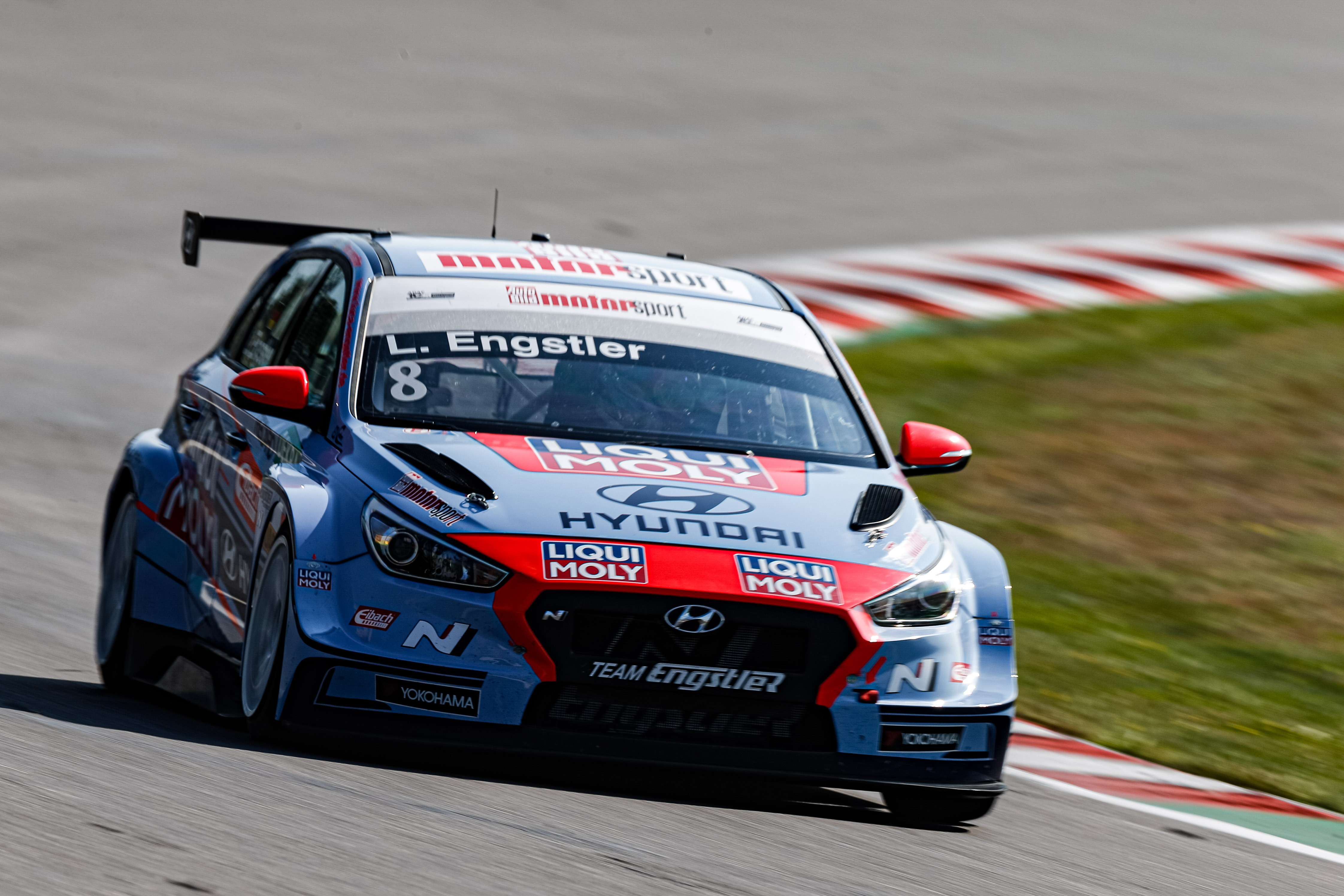 Luca Engstler - TCR Germany - Lausitzring