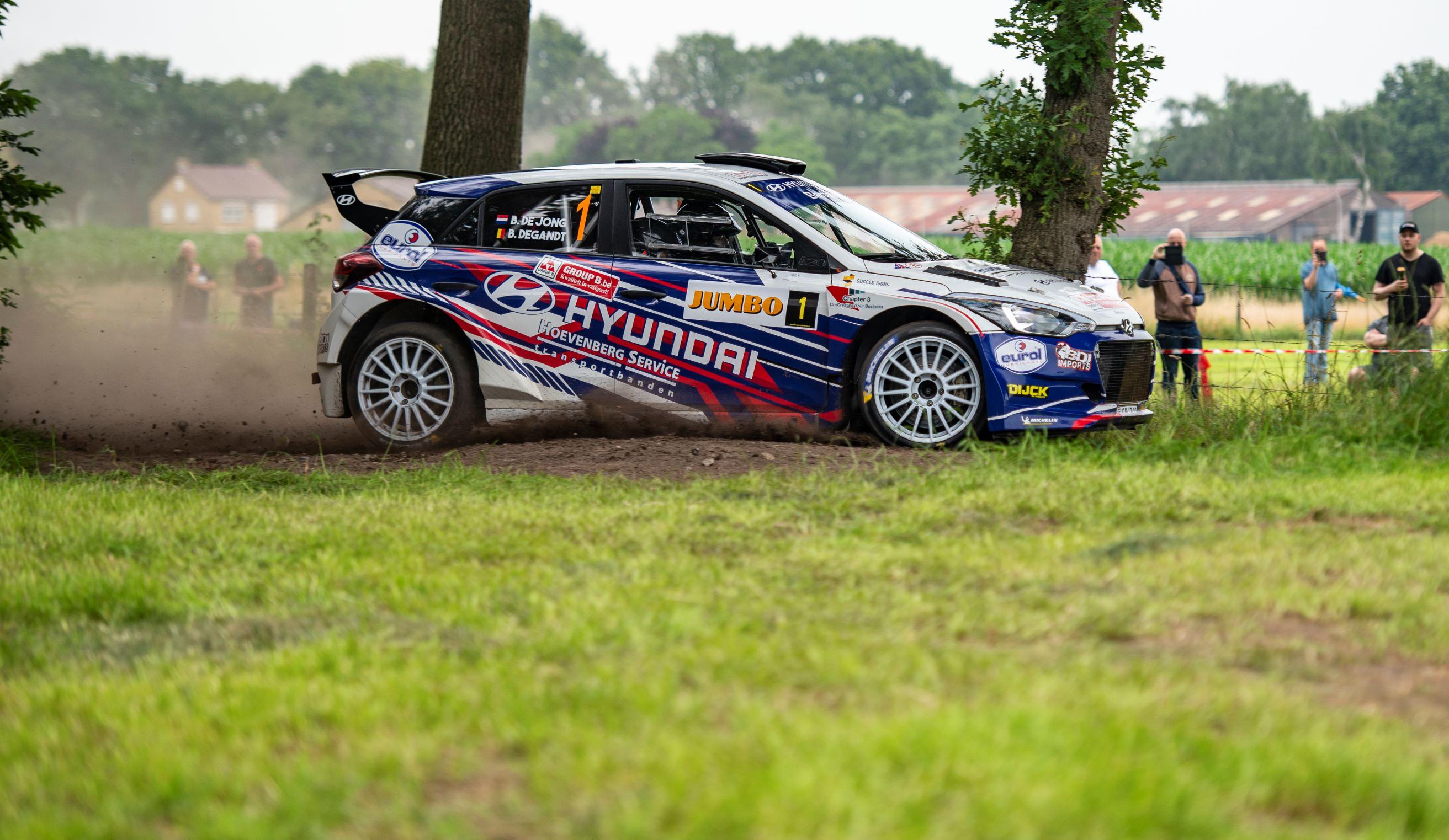 Bob de Jong - GTC Rally