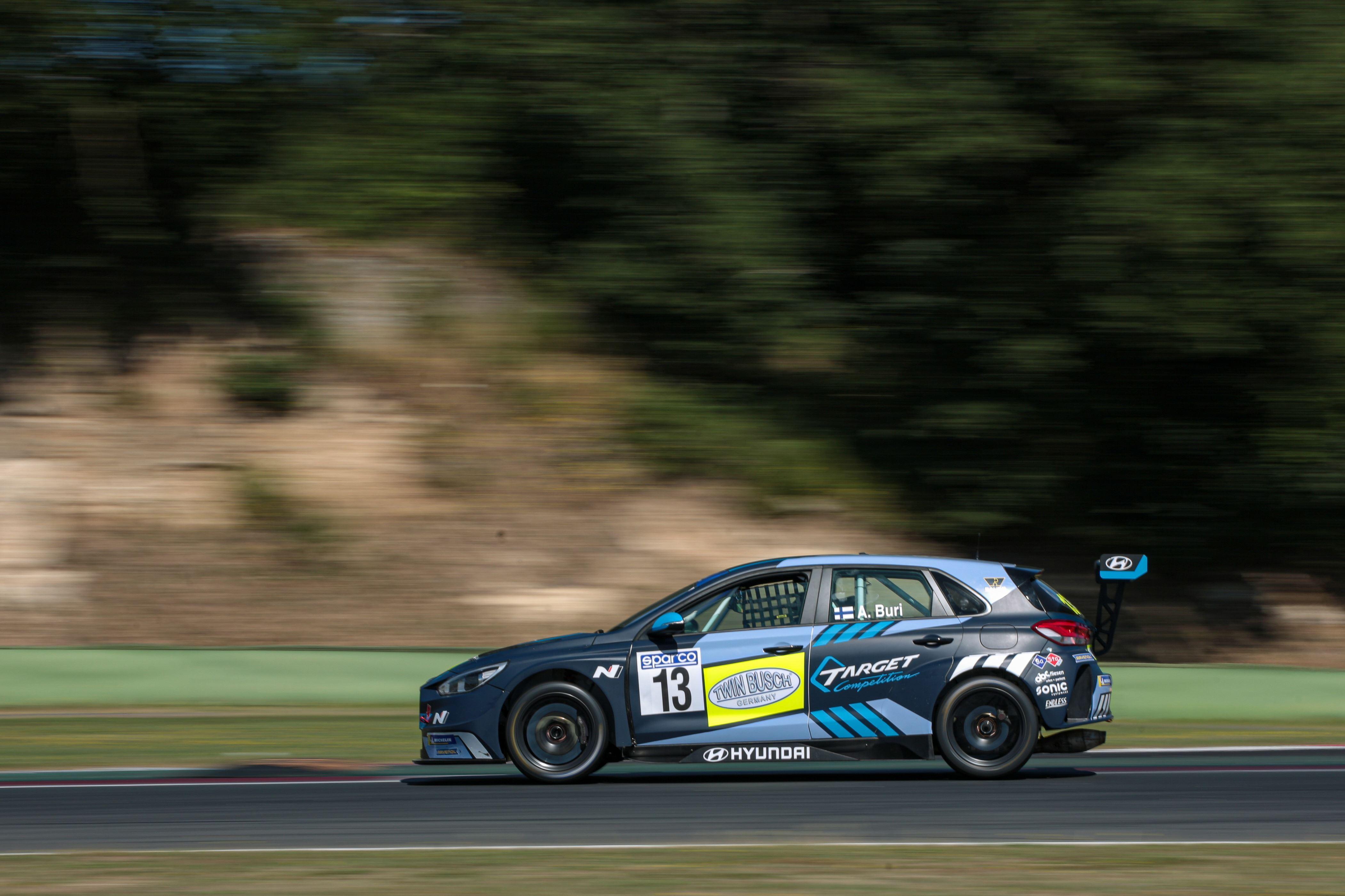 Antti Buri - TCR Italy - Vallelunga
