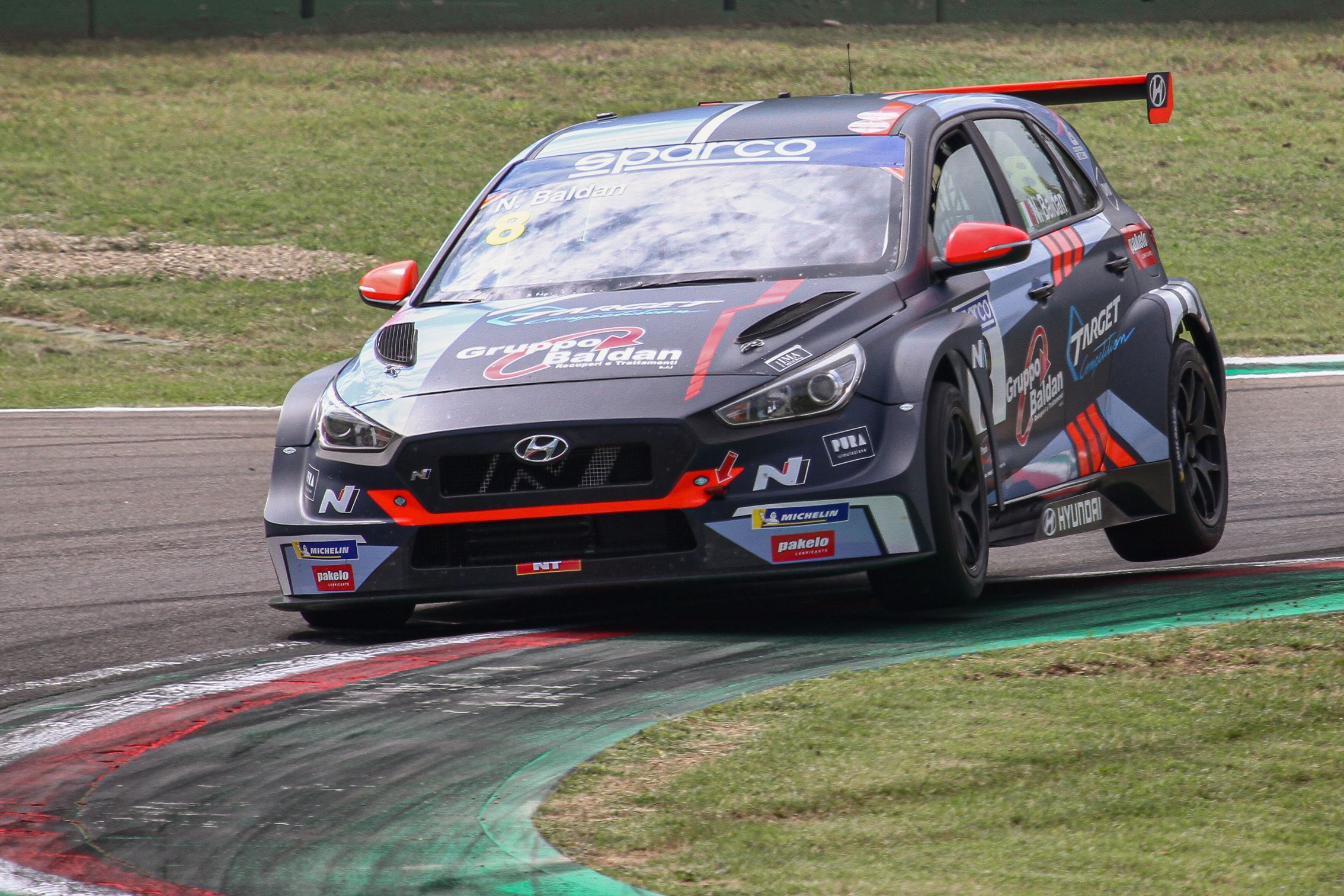 Nicola Baldan - TCR Italy