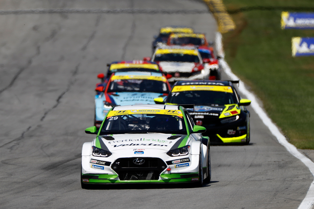 Spencer Brockman/Parker Chase - Road Atlanta