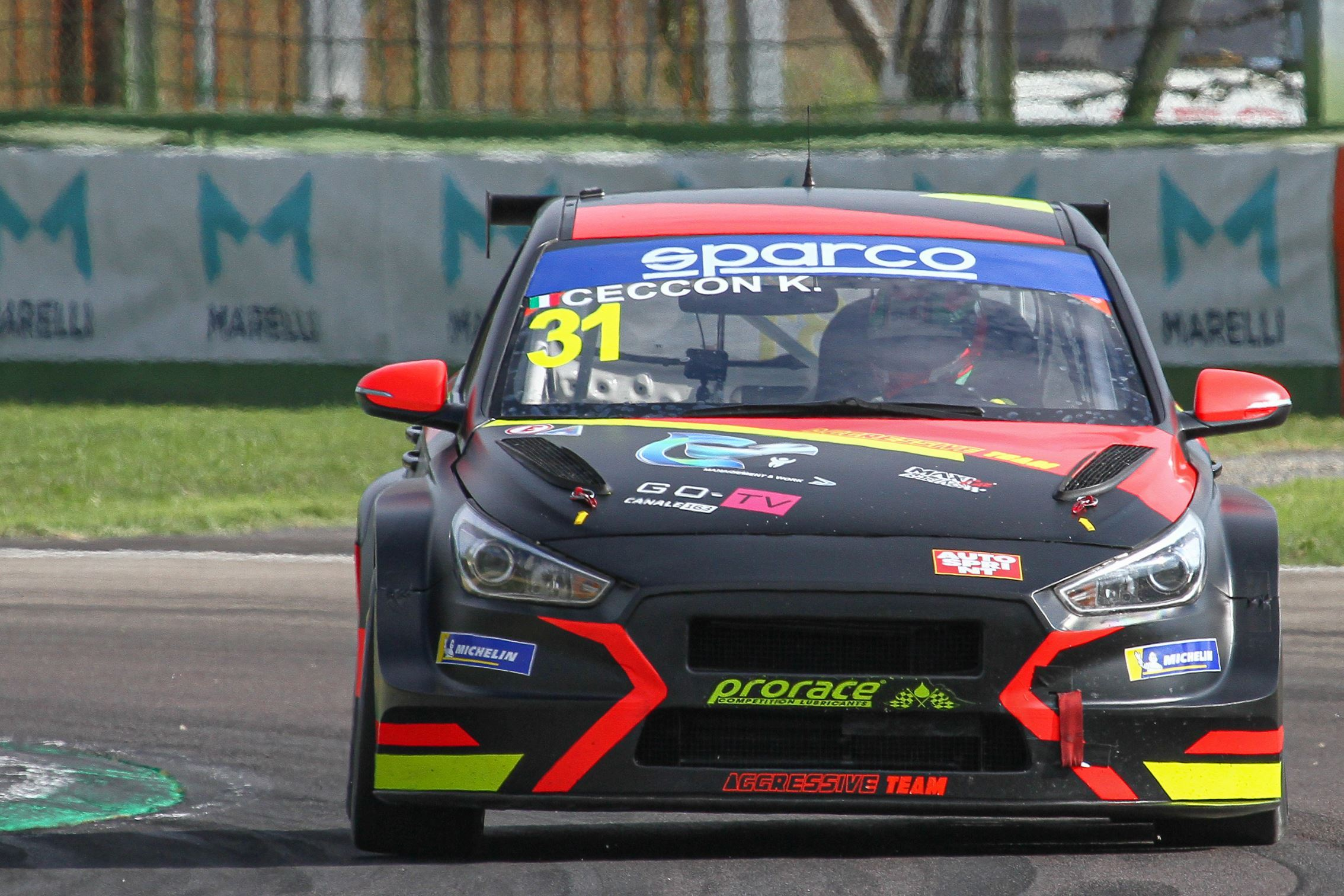 Kevin Ceccon - TCR Italy