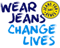 Jeans for Genes Logo