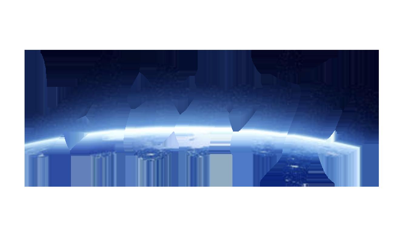 Atrip logo, blue text