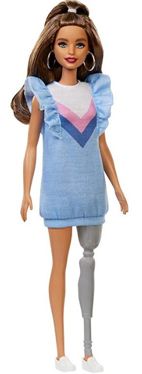 Prosthetic Barbie