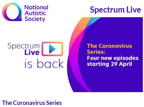 Spectrum Live, Coronavirus Series