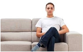 Ideal sitting position