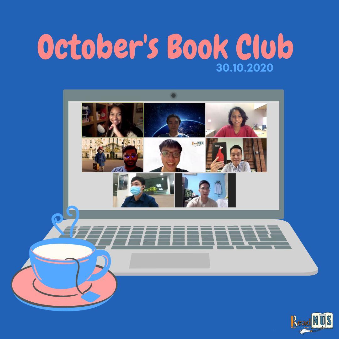 October Book Club winners
