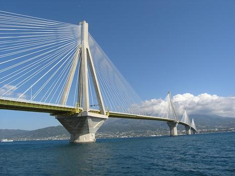 Amazing cable-stayed bridges