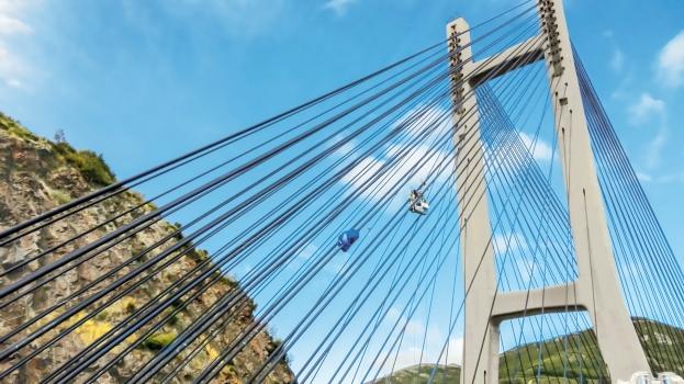 Ingeniero Fernández Casado Stay Cable Bridge