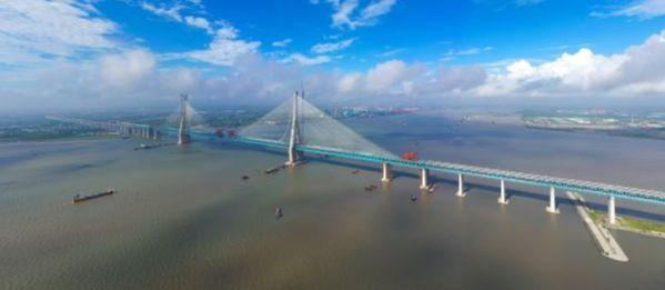 Hutong-Brücke