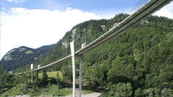 Integrale Brücken und Neues bei Structurae