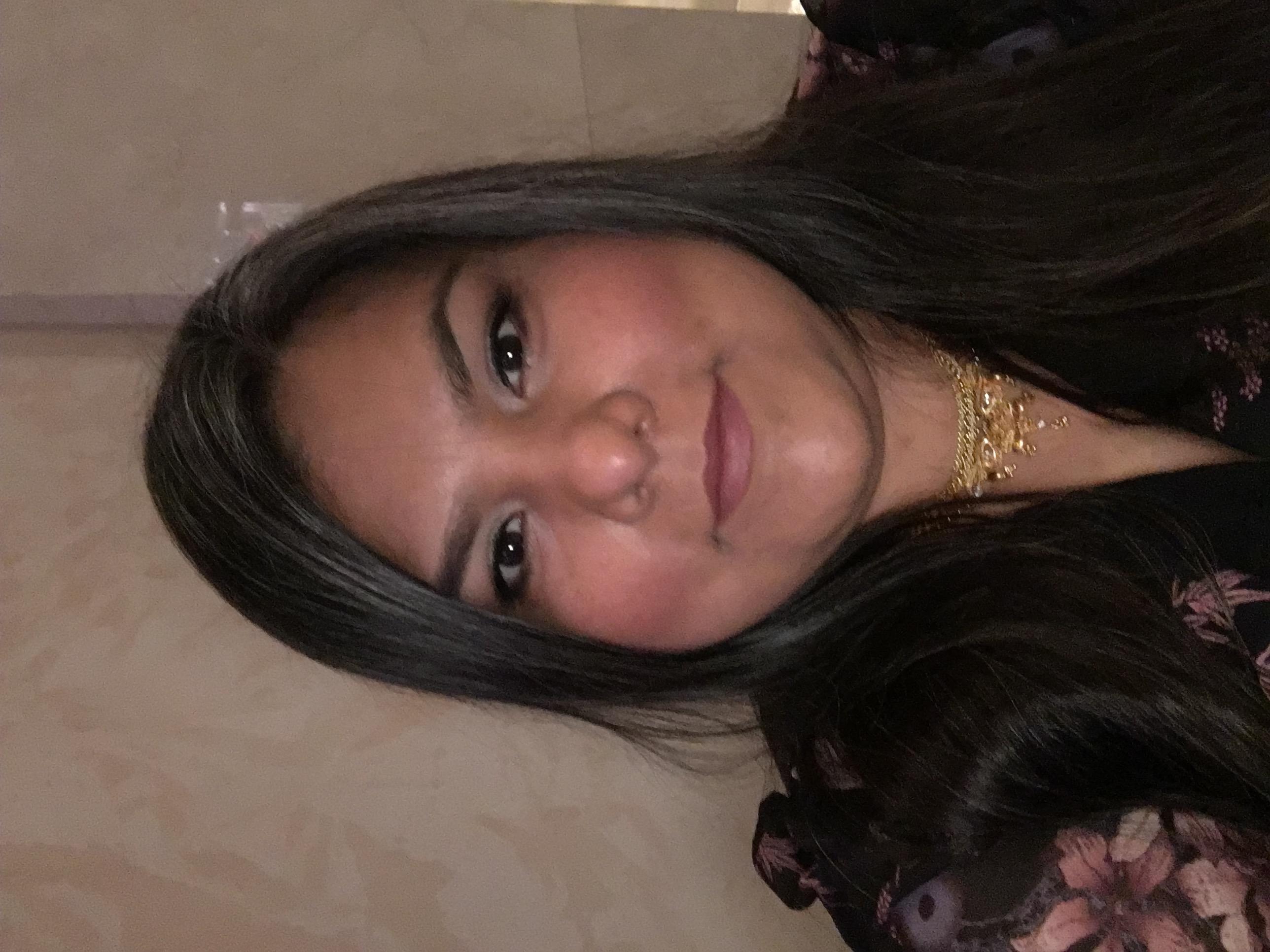 Portrait of Sandra Lopez, UMSI's new Outreach Coordinator
