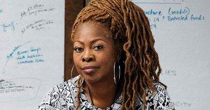 Portrait of LaTosha Brown