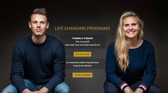 Homepage website Lemon Pit Exclusive
