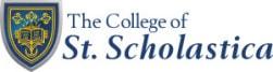 The College of St. Scholastica Logo