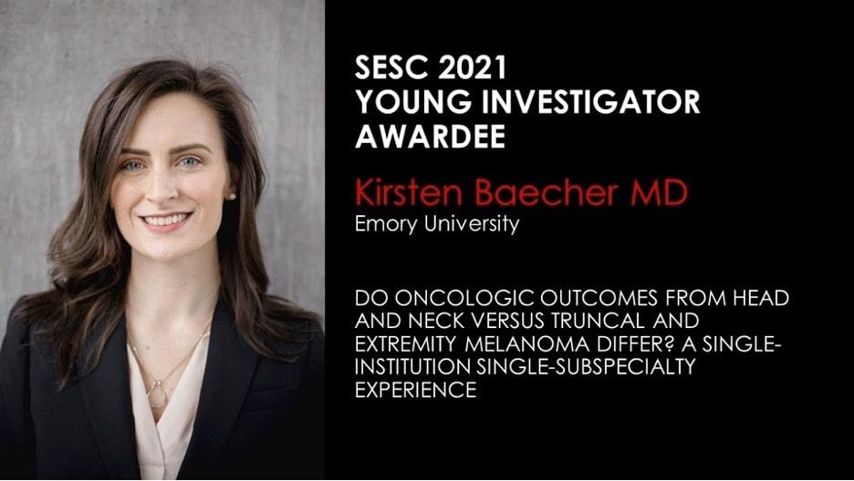 Young Investigator Awardee