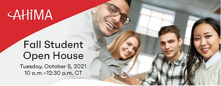 Fall Student Open House