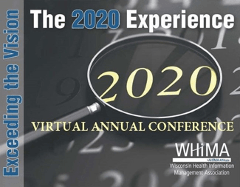 WHIMA 2020 Virtual Annual Conference Image