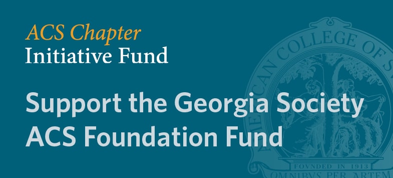 ACS Georgia Chapter Initiative Fund