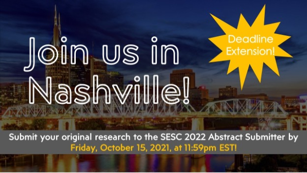 SESC 2022 Call for Abstracts