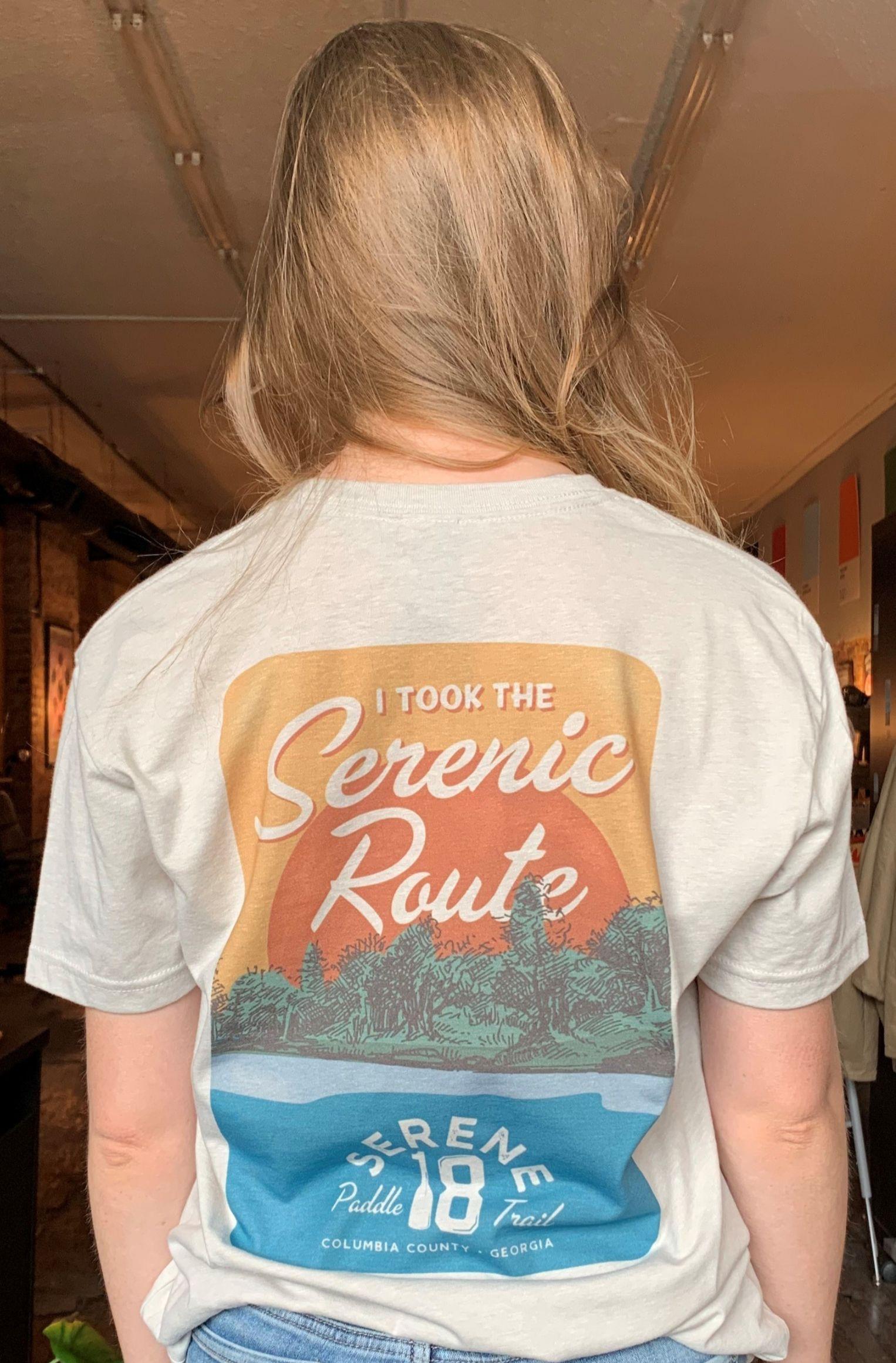 Serene18 T-shirt